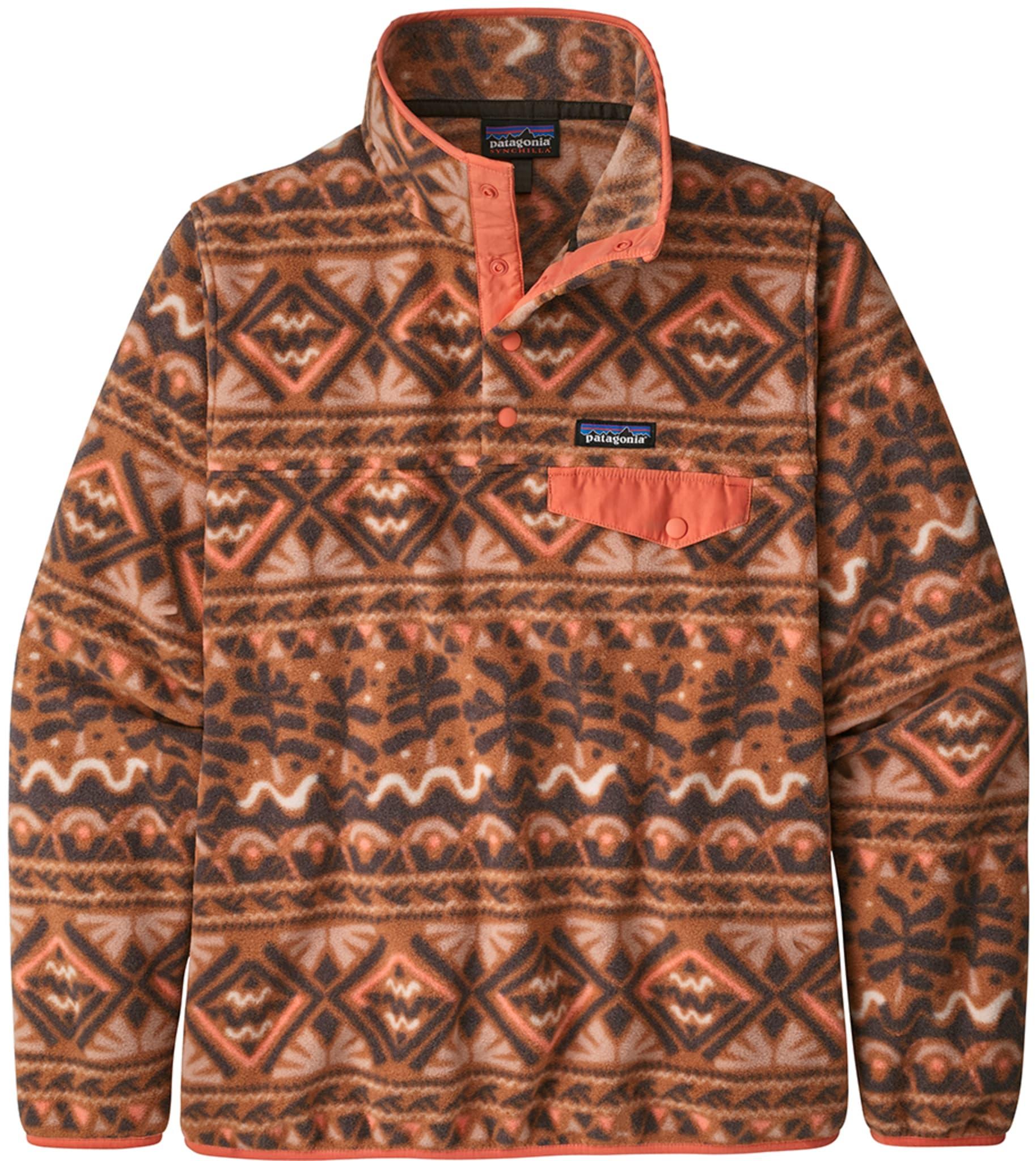 Lightweight Synchilla Snap-T Fleece Pullover W