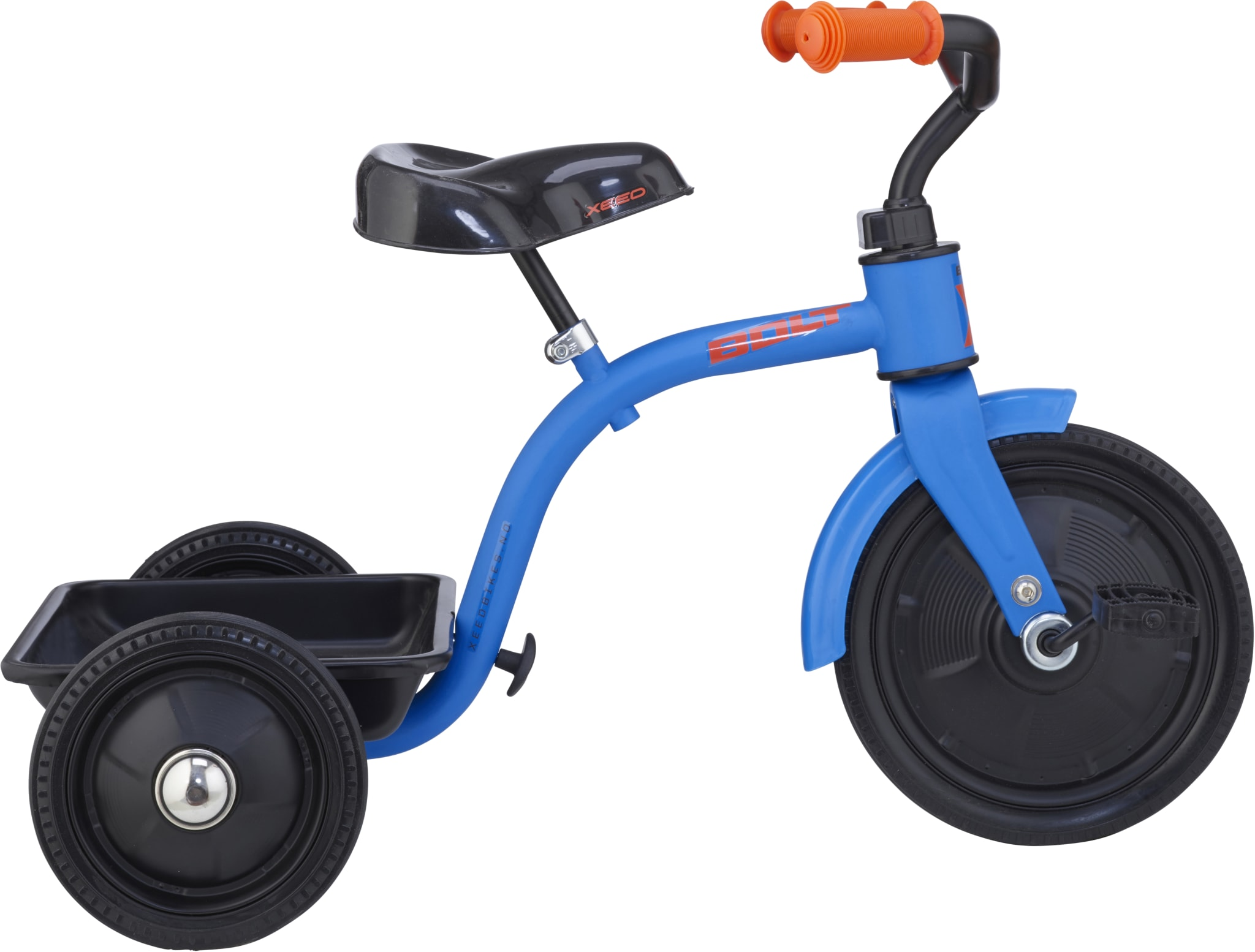 Trehjul