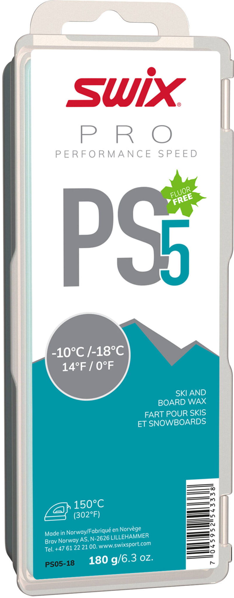 PS-Serie 180g