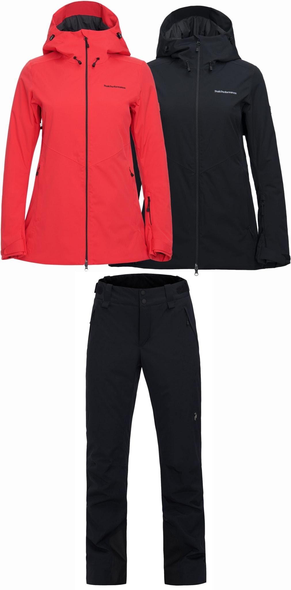 Anima Long Jacket + Pant