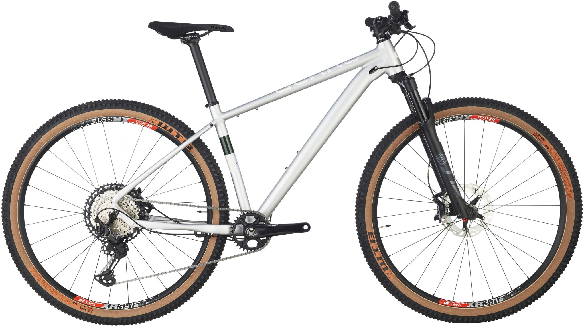 Superrask hardtail for sti, rundbane og maraton