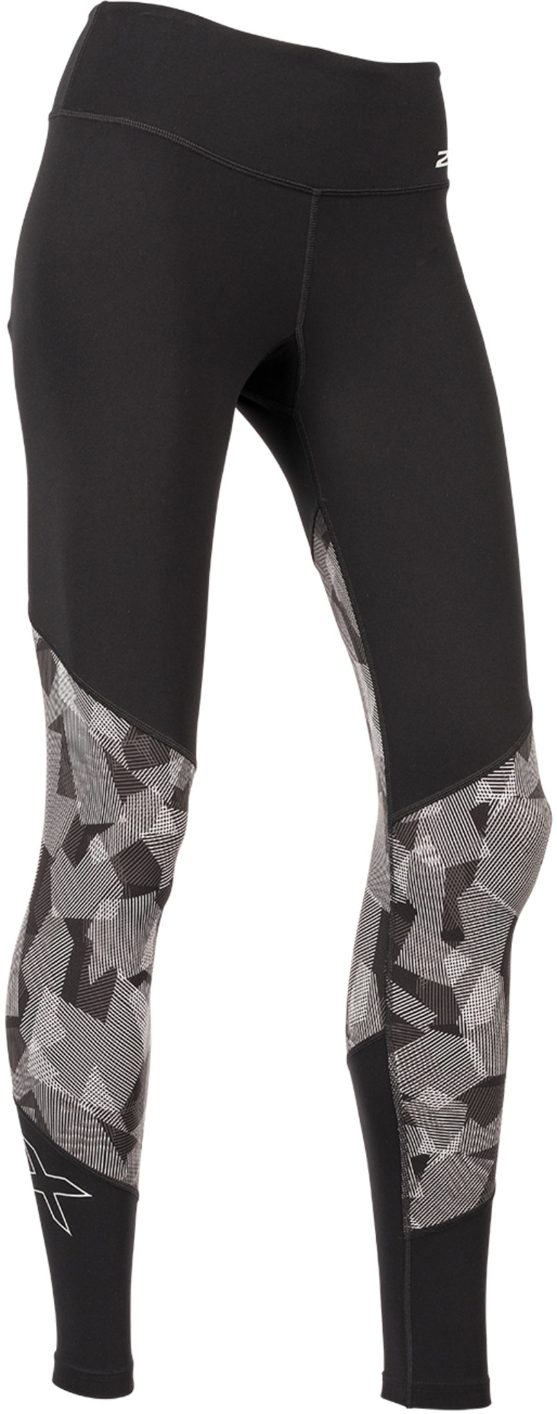 Fitness Mid-Rise Comp Tights W