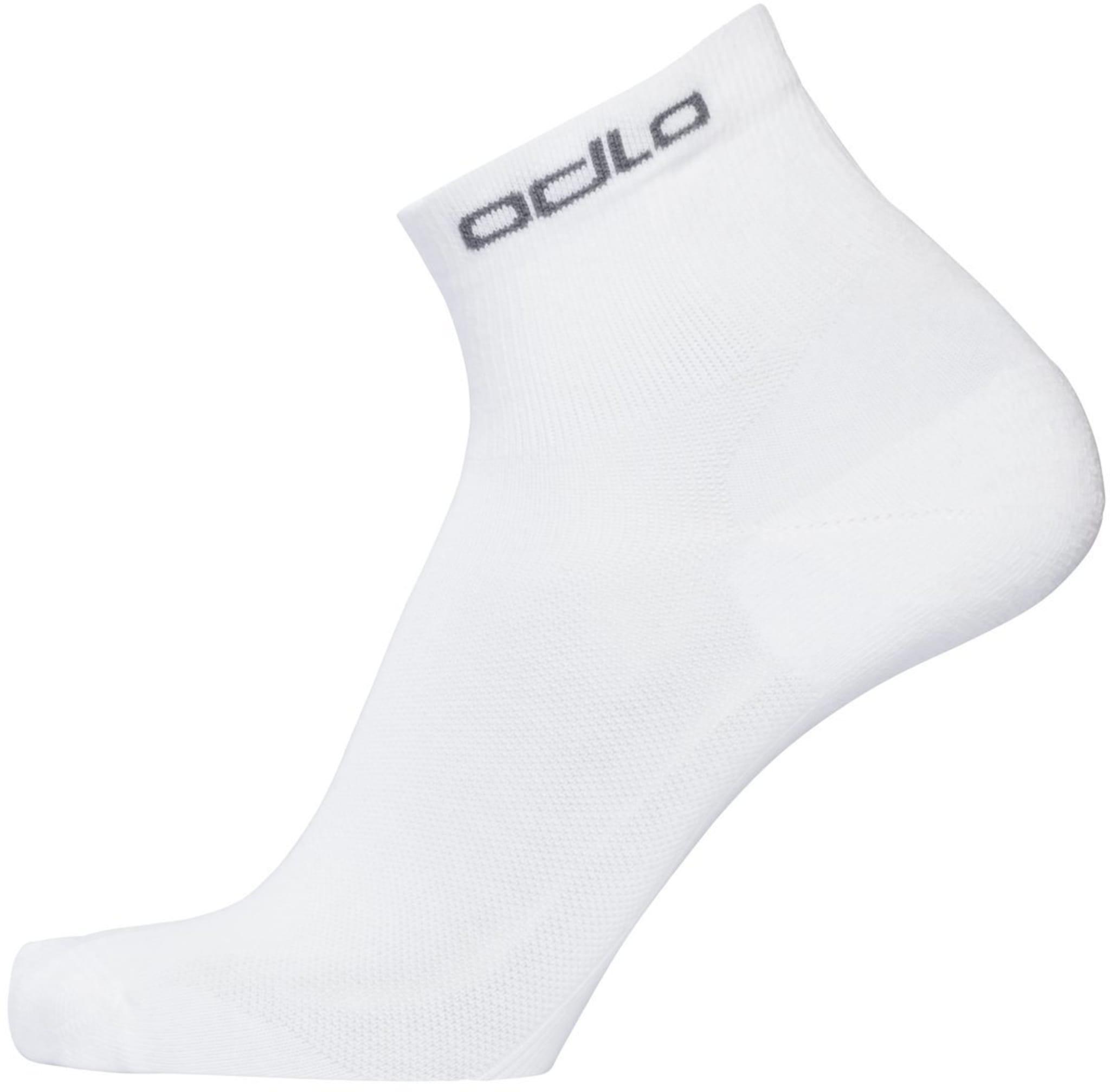 Active Quarter Socks 2pk