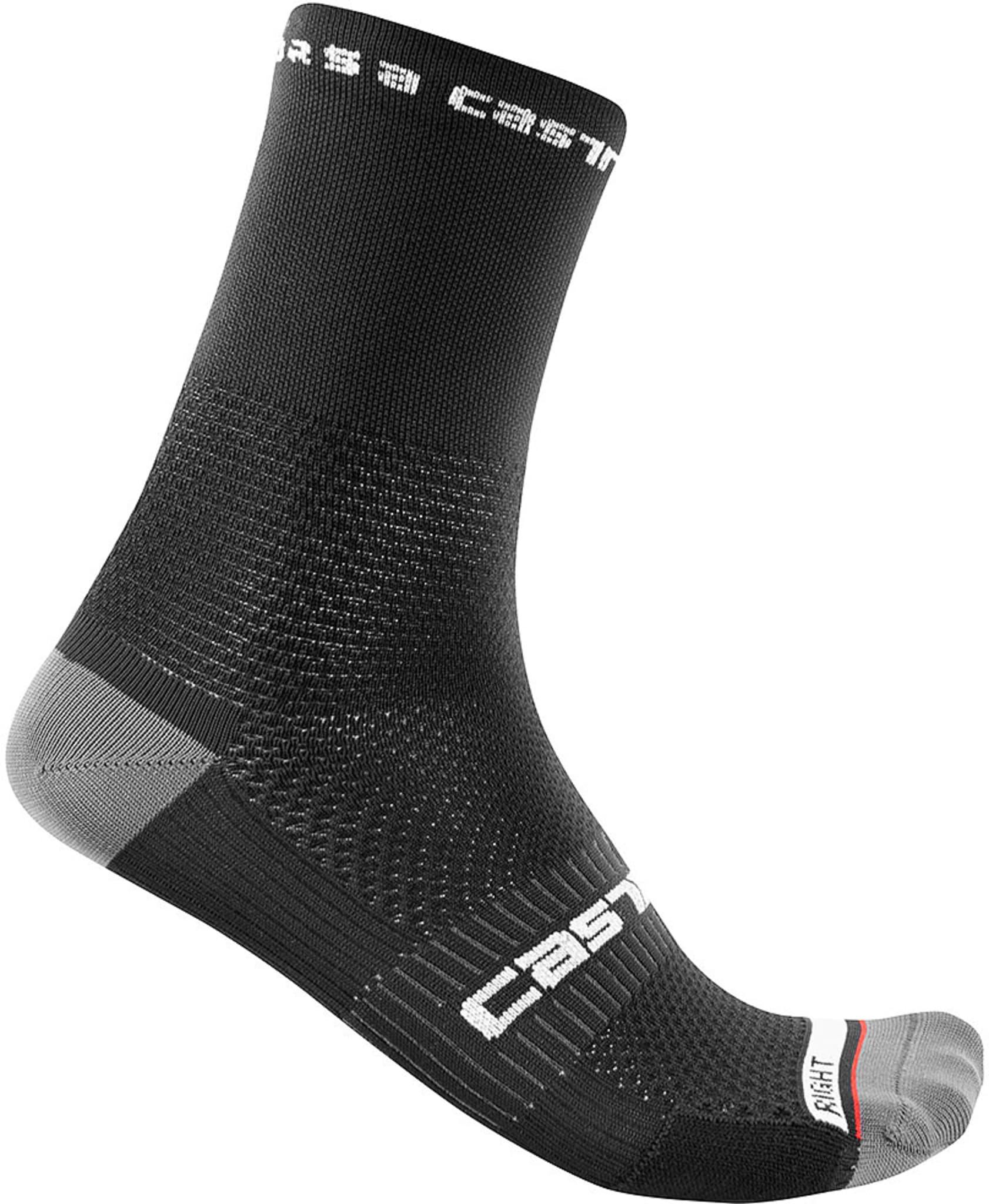 Rosso Corsa Pro 15 Sock