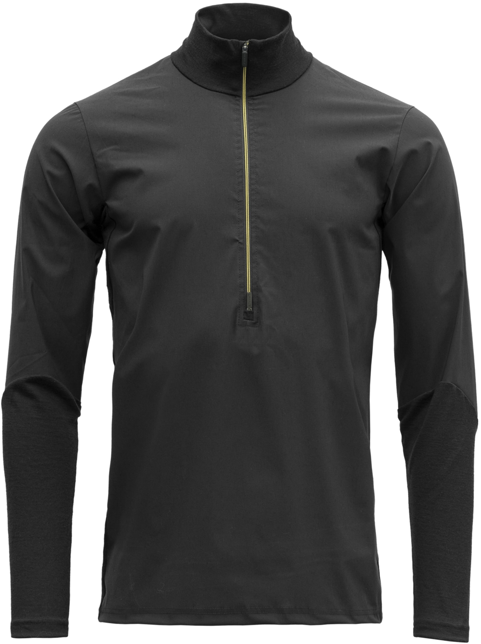 Running Cover Man Zip Neck