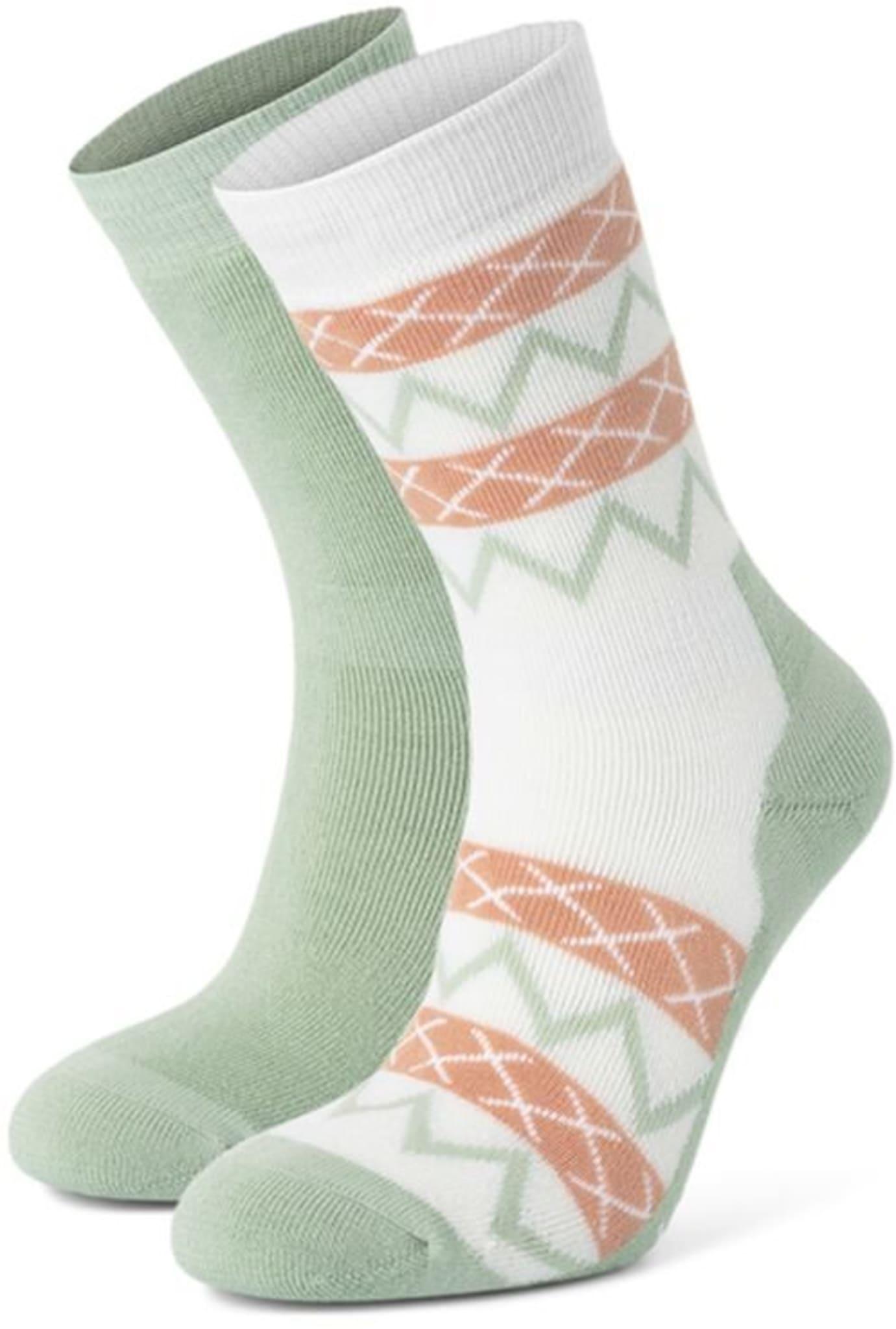2pk Wool Socks