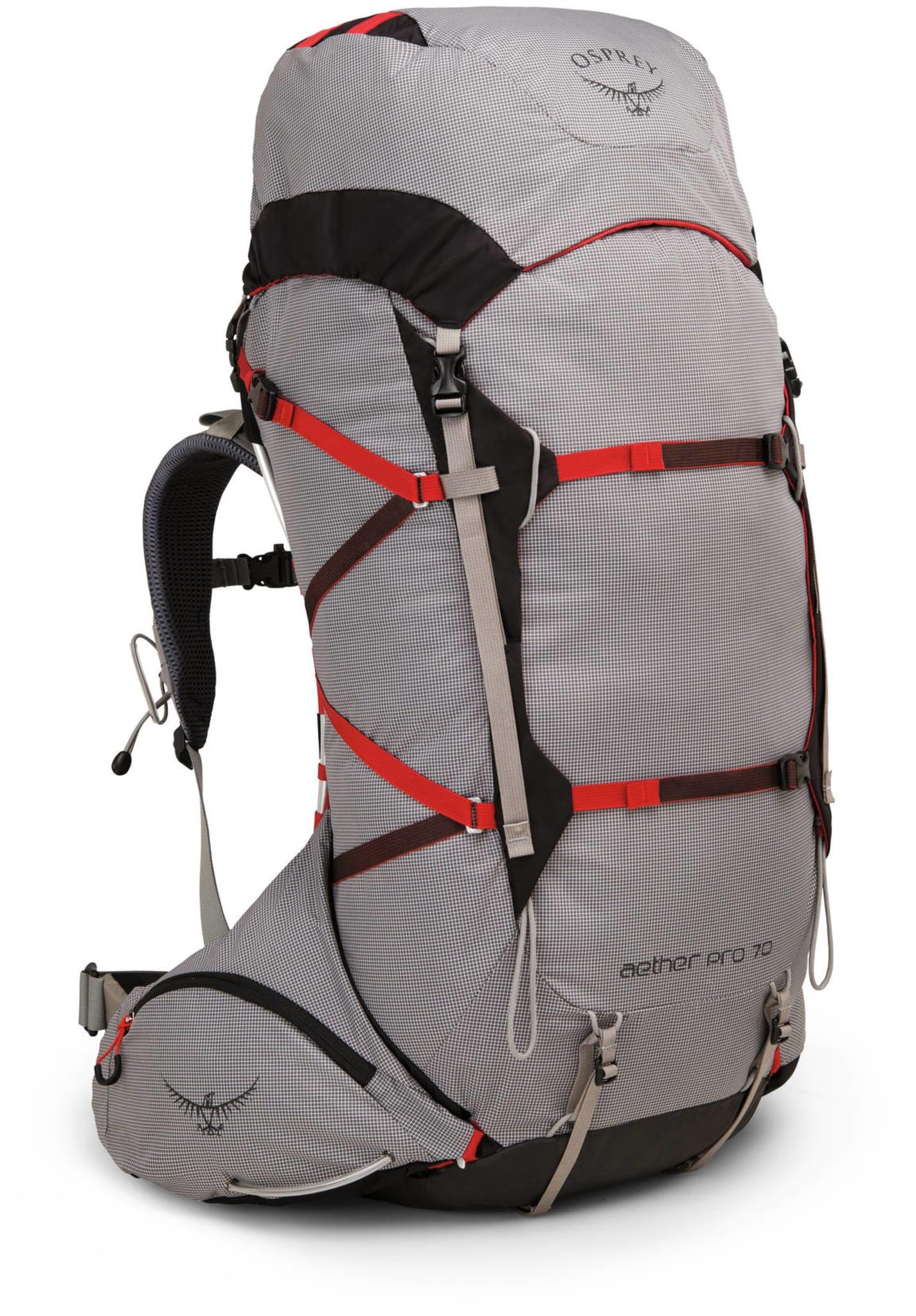 Sekken for backpacker-eksperter