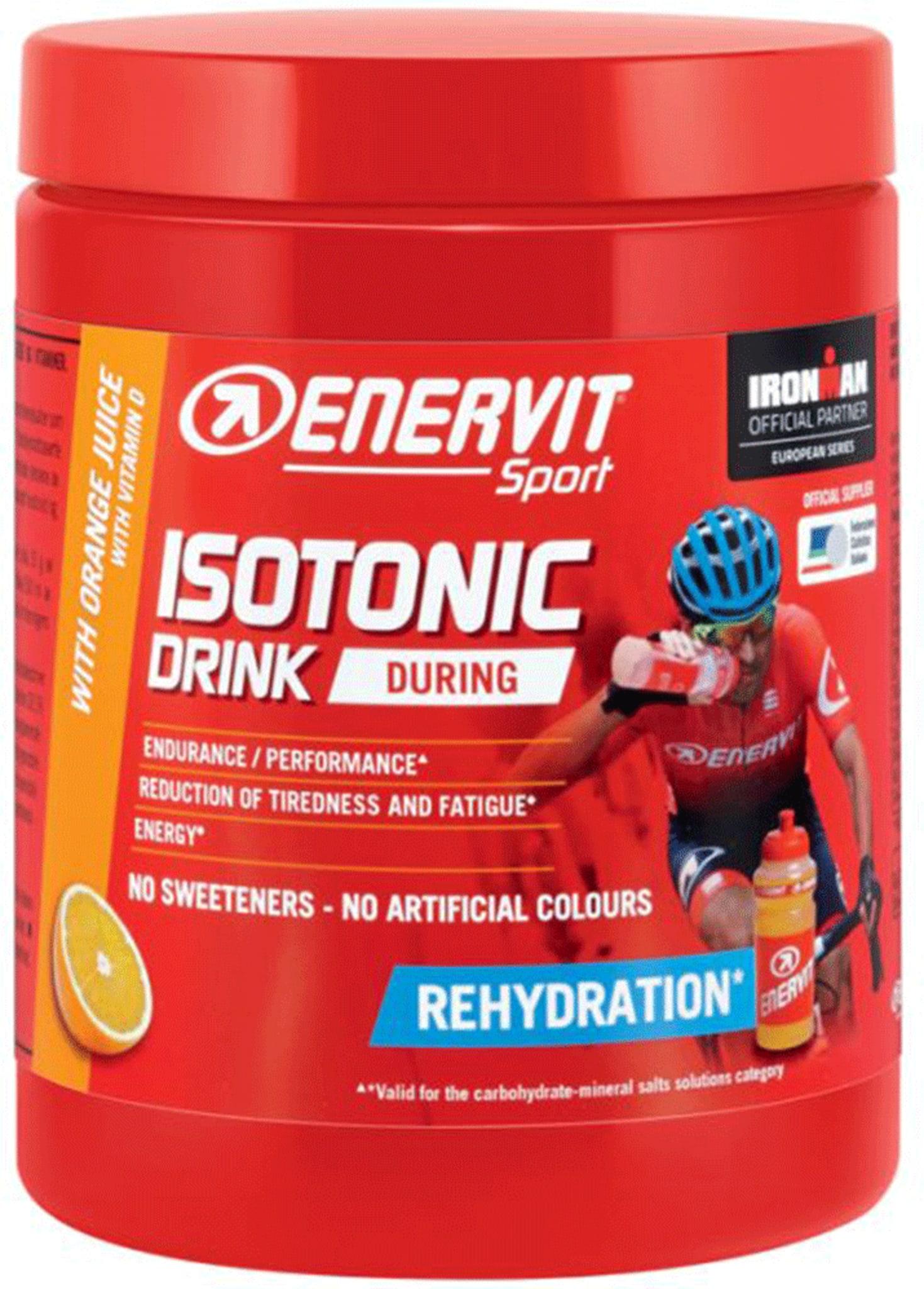 Isotonic Drink Lemon 420g