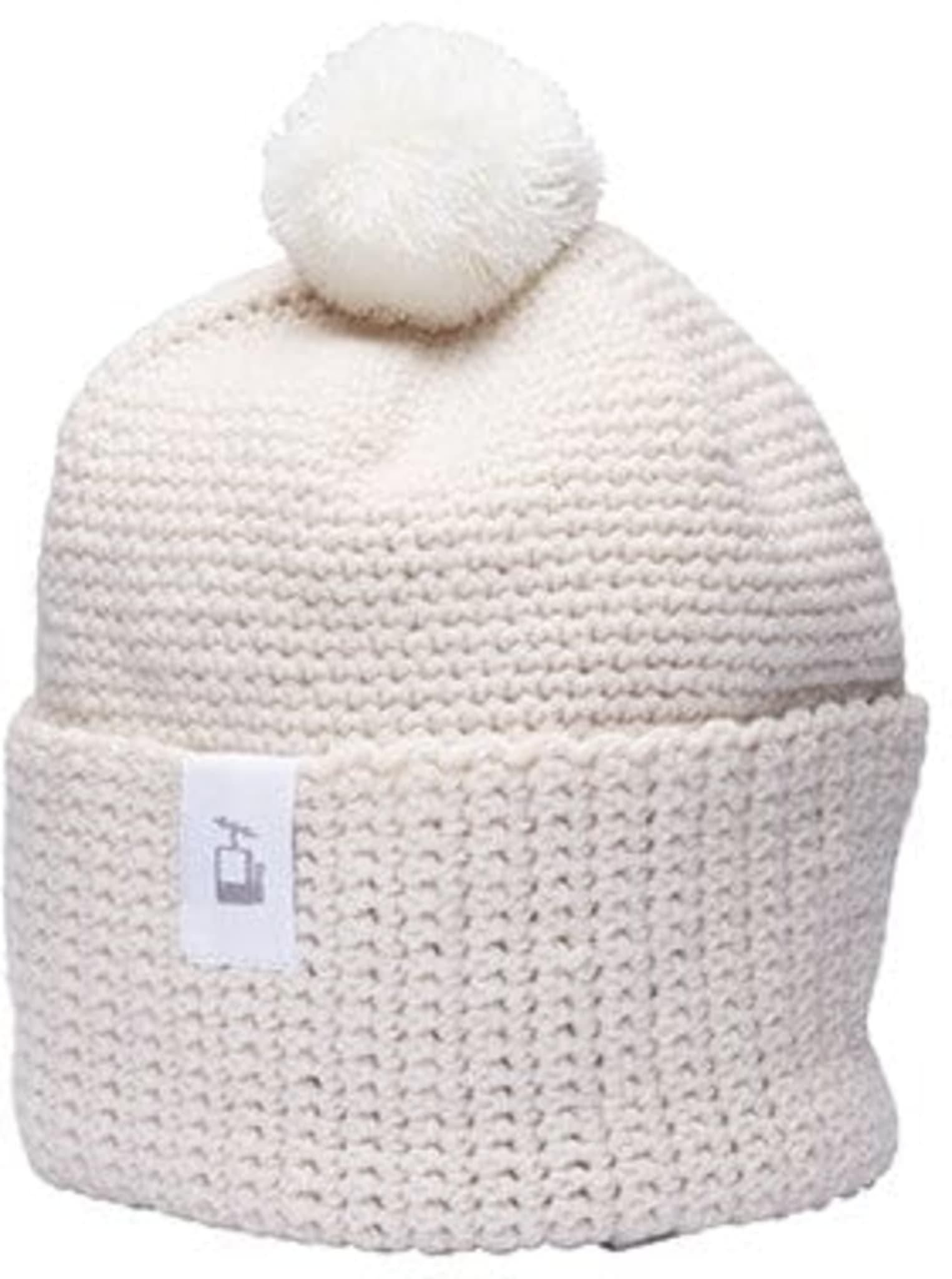 Folded Crochet Beanie