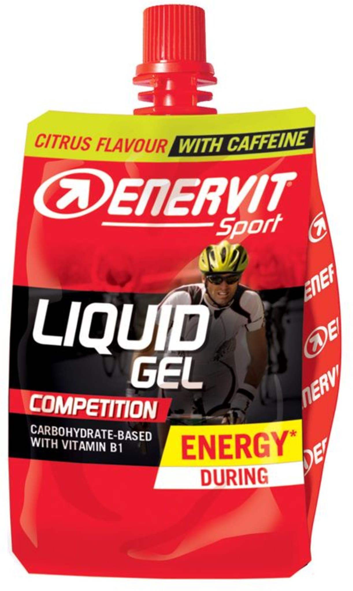 Liquidgel Competition m/Koffein 60ml