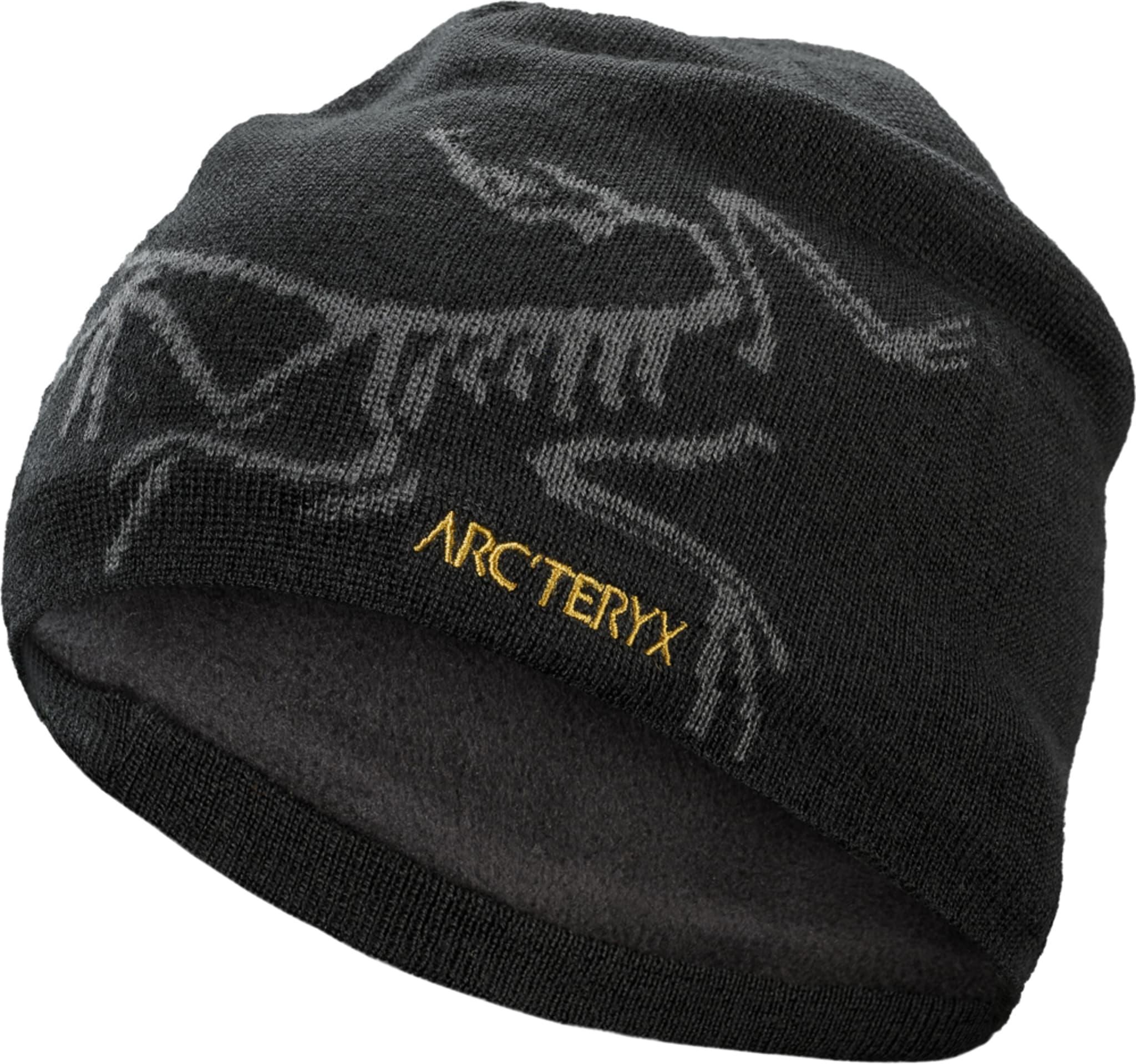 Stilren lue med Arc'teryx logo