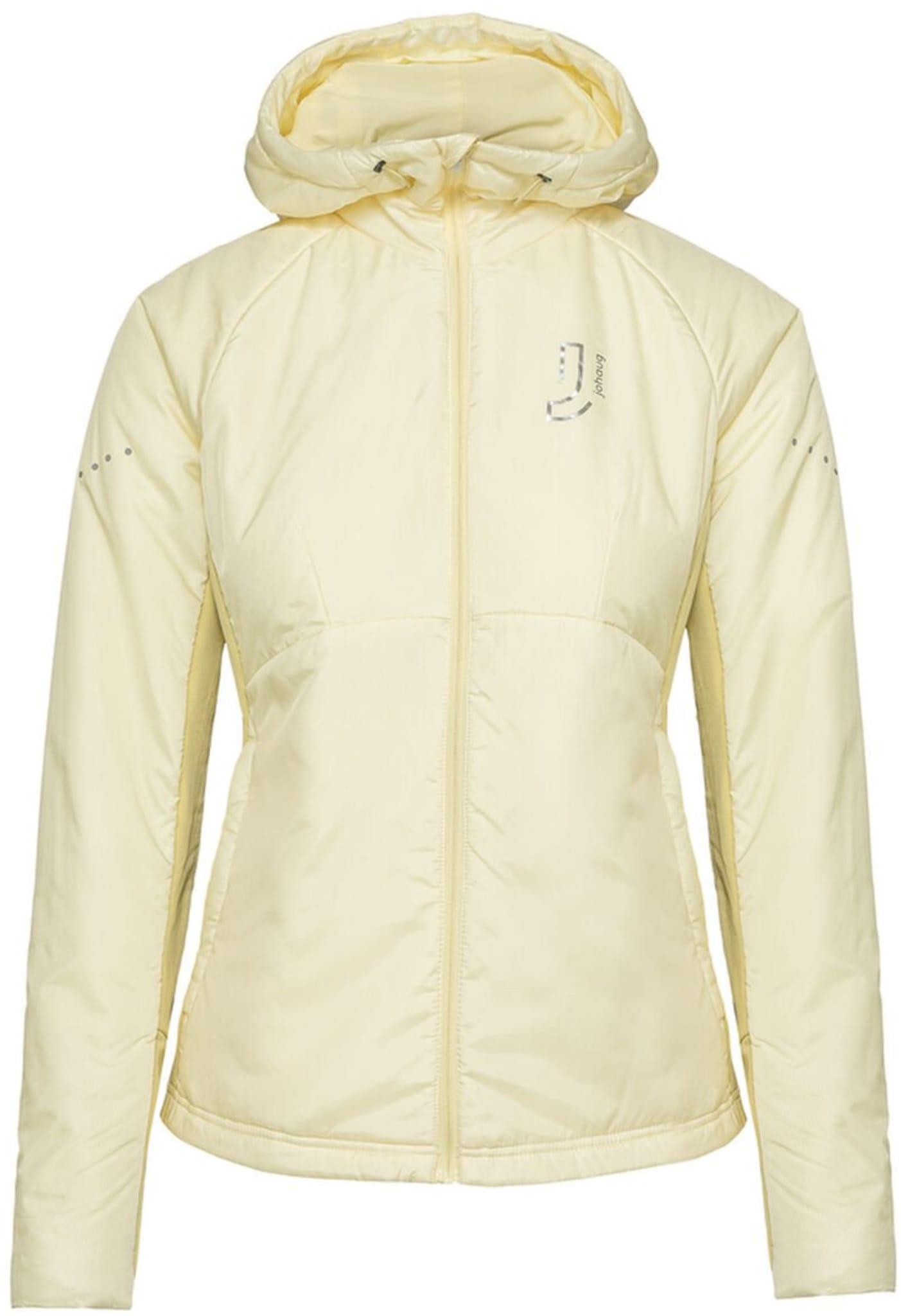 Lett og varm jakke med hette til alle utendørsaktiviteter