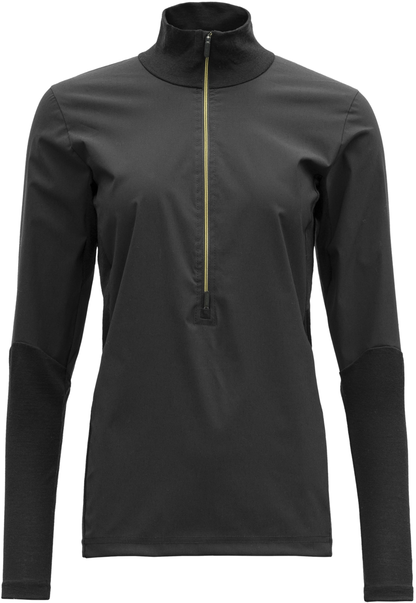 Running Cover Woman Zip Neck