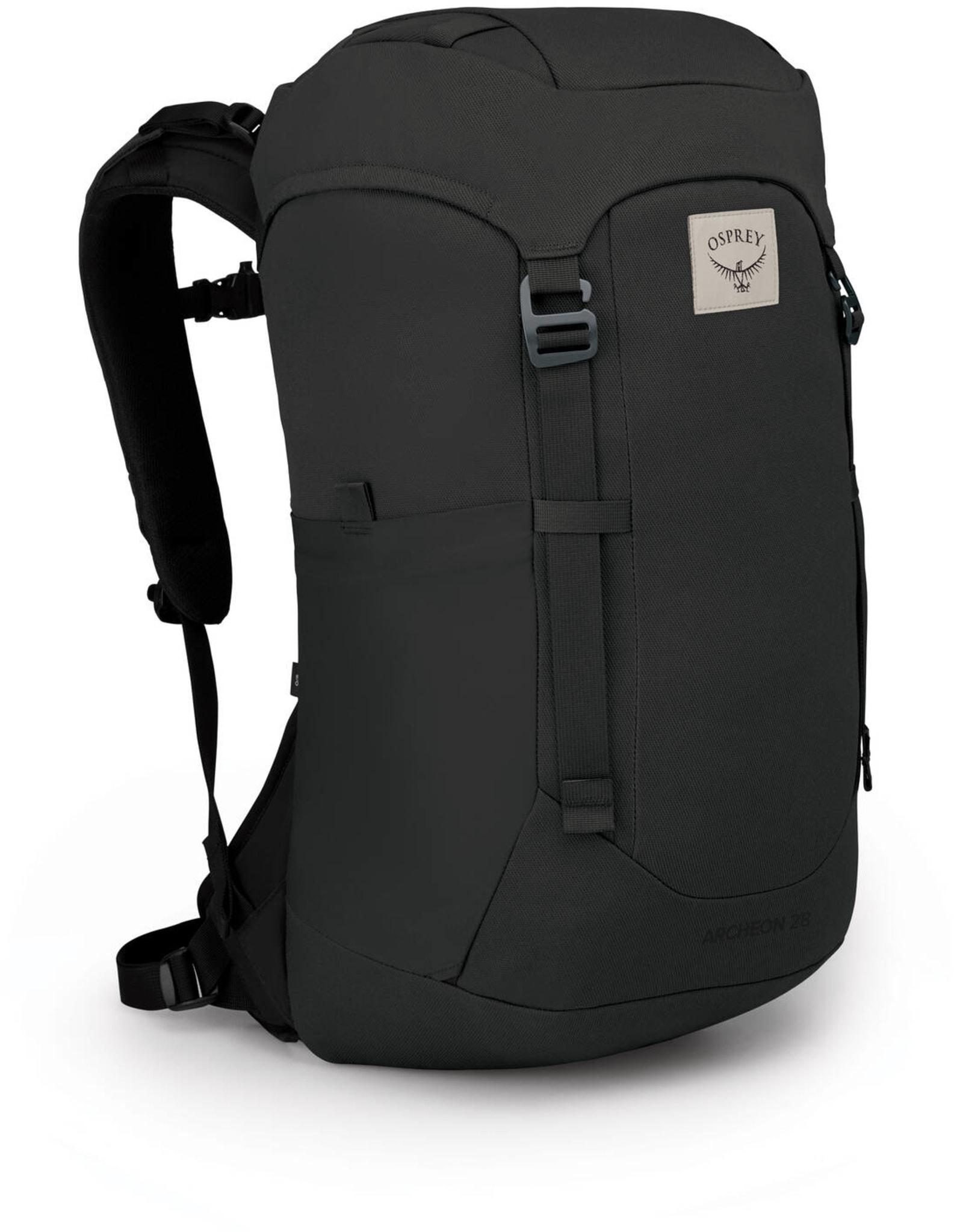 Allsidig sekk med polstret laptoplomme og komfortabel passform