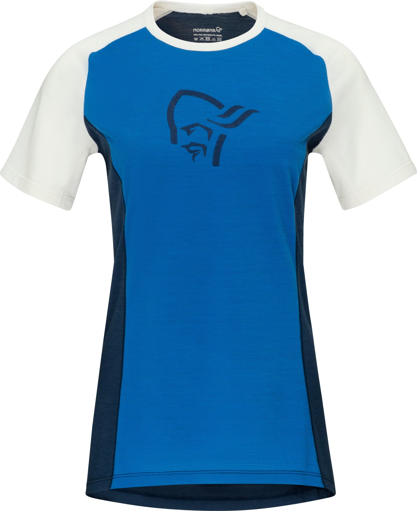 Fjørå Wool T-Shirt W