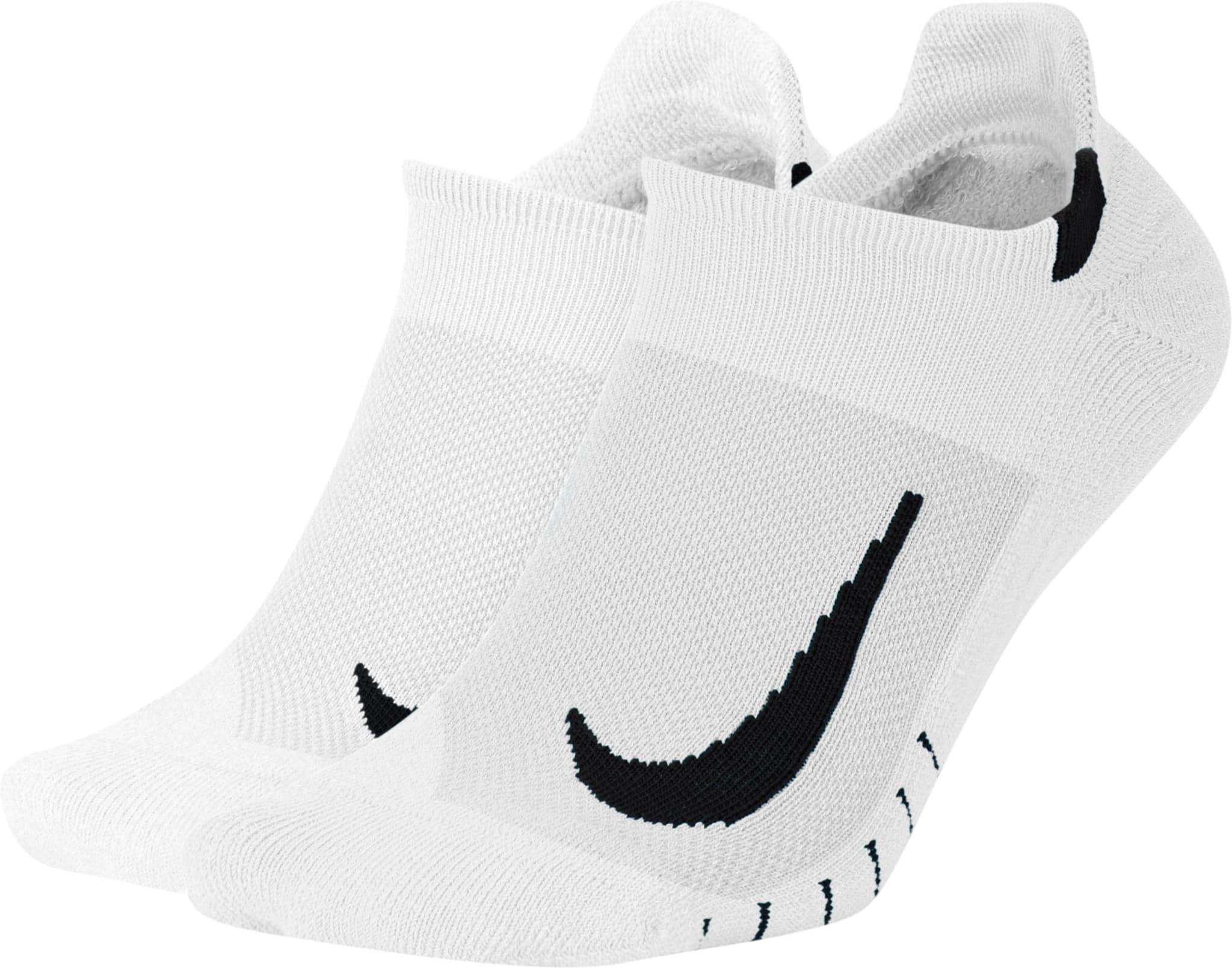 Multiplier Running No-Show Socks