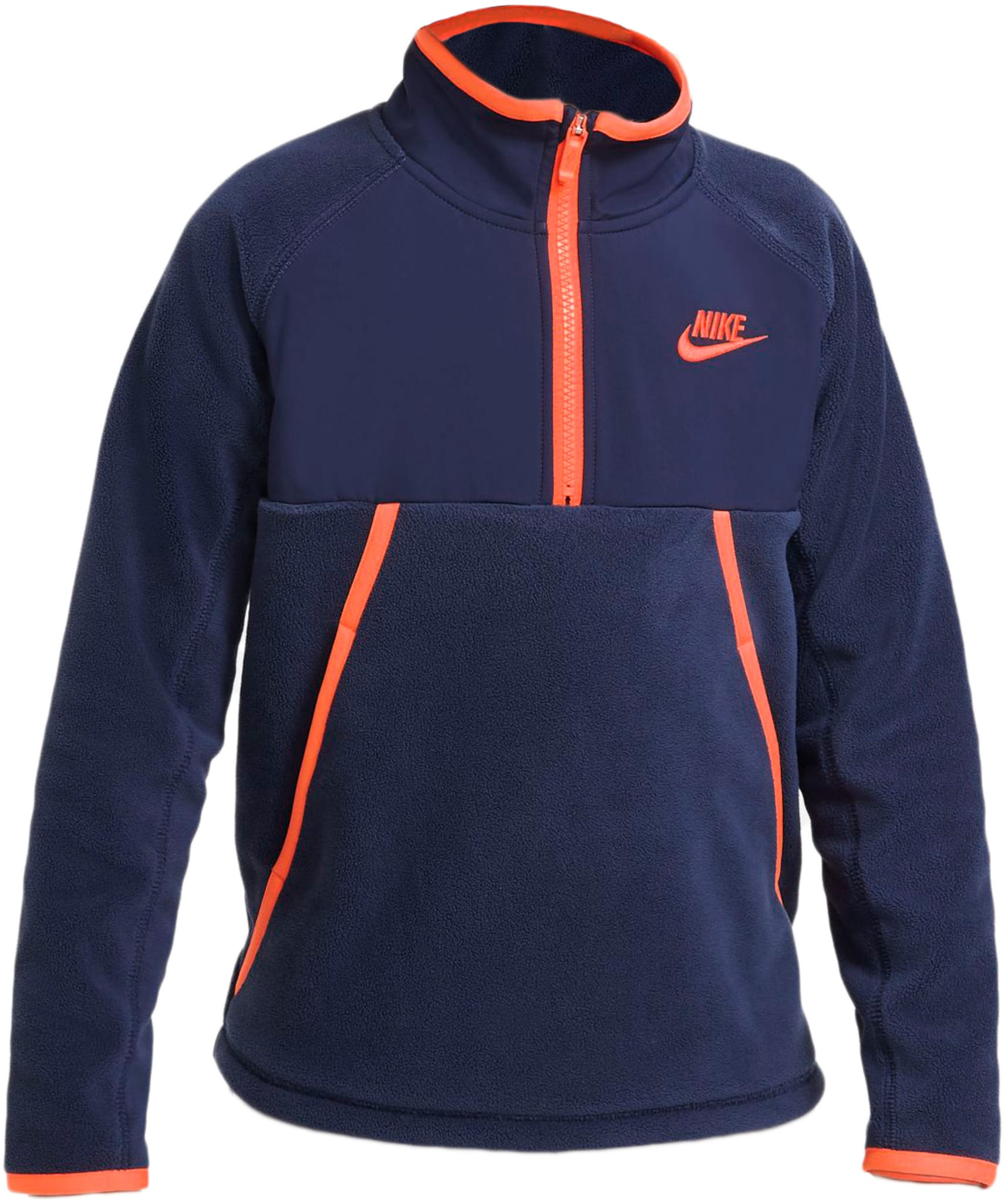 Boys' Fleece Zip Top