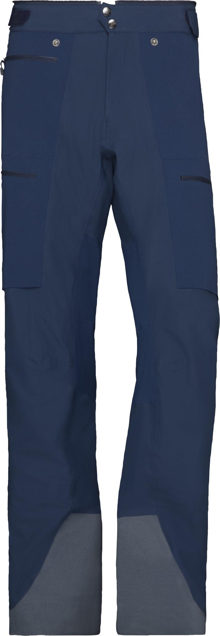 Minimalistiske, vindtette og vannavstøtende bukser som er utviklet for en bedre skiopplevelse