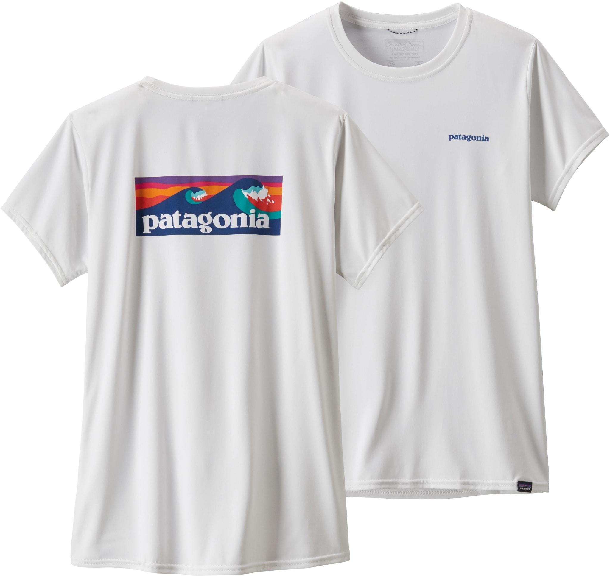 T-skjorte med innebygget tøymykner og solbeskyttelse