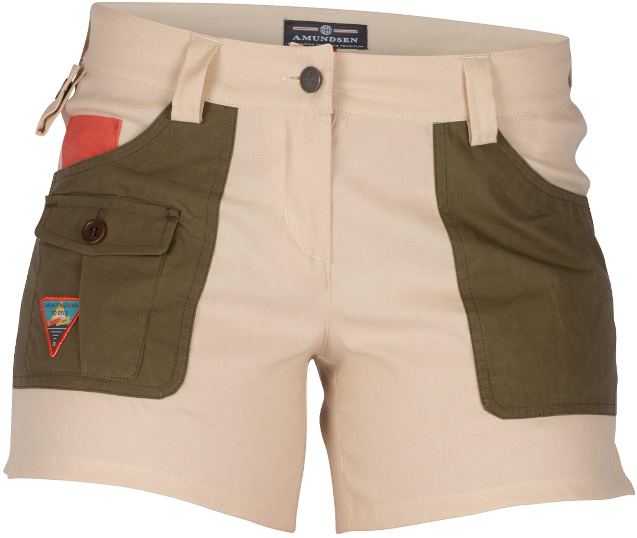 Safari Shorts Womens