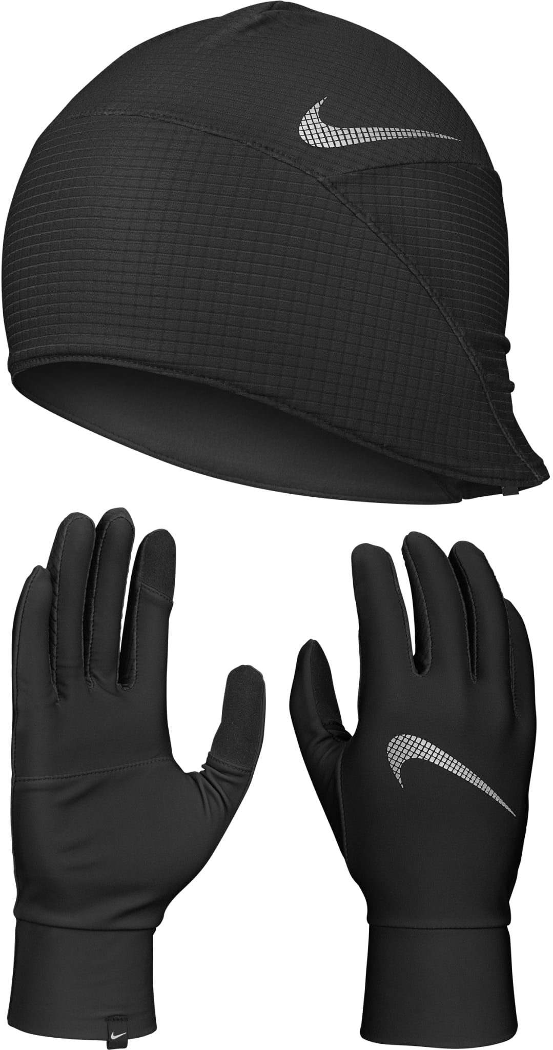 Essential Running Hat and Glove Set Men