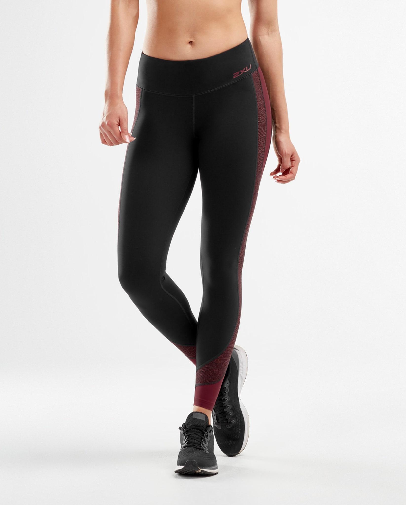Fitness MidRiseLineUpTight W