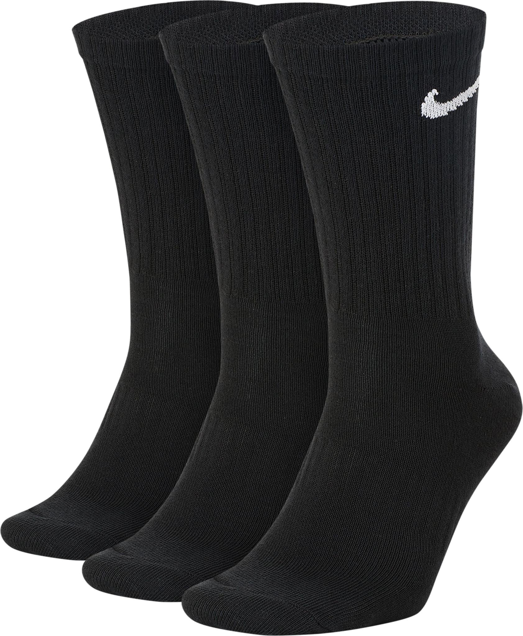 Nike Everyday Lightweight 3-Pack Training Socks