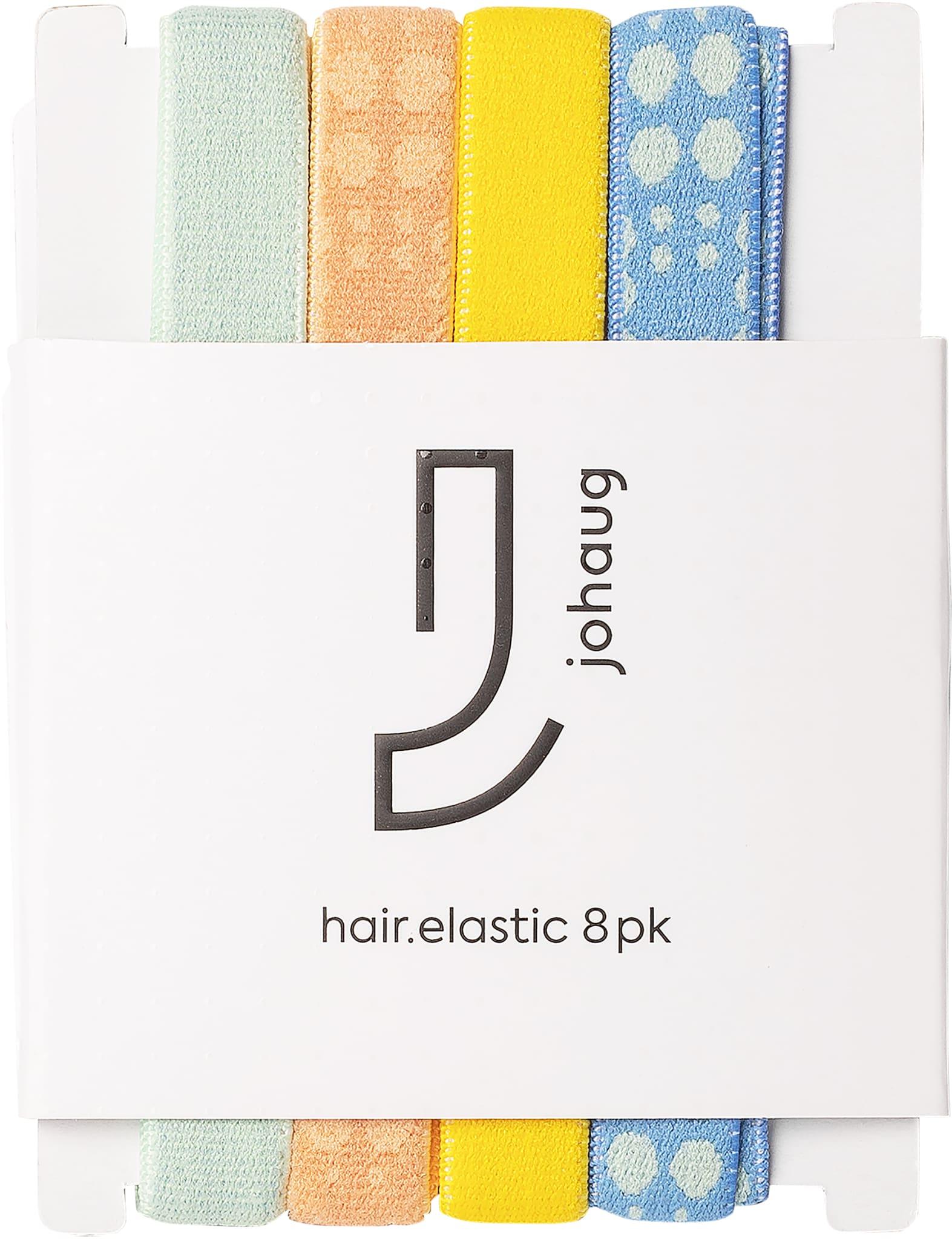 Superfreshe hårstrikker i sesongens farger