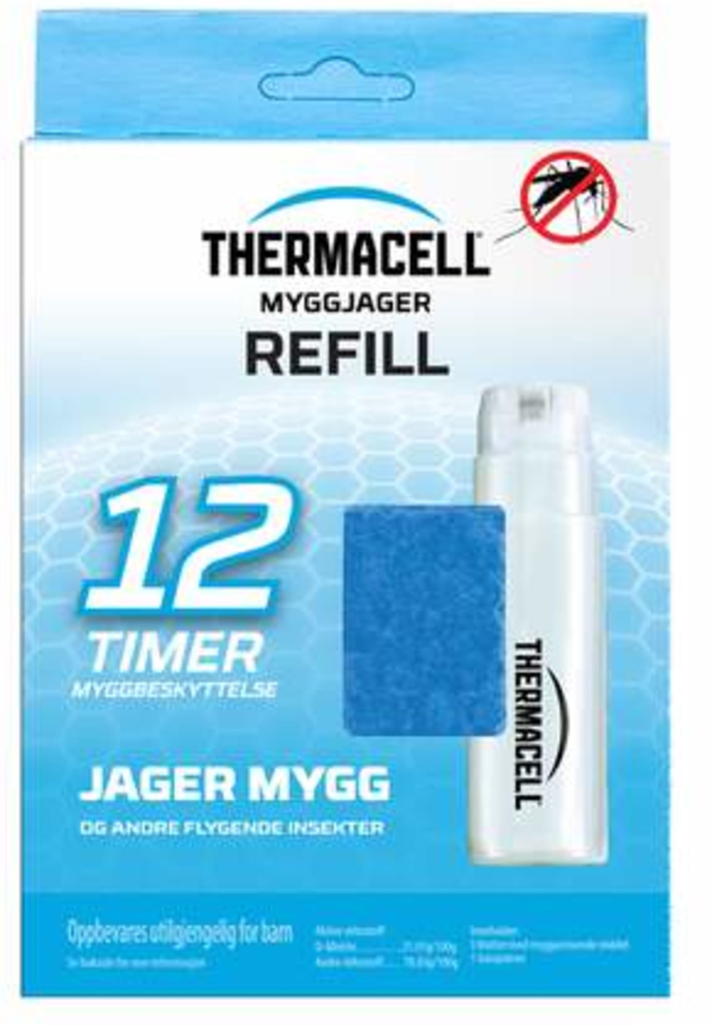 Thermacell Refill R1 - 1-pk