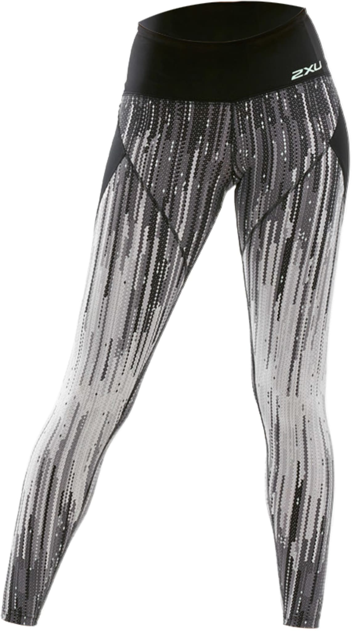 Mid Panel Compression Tights-W