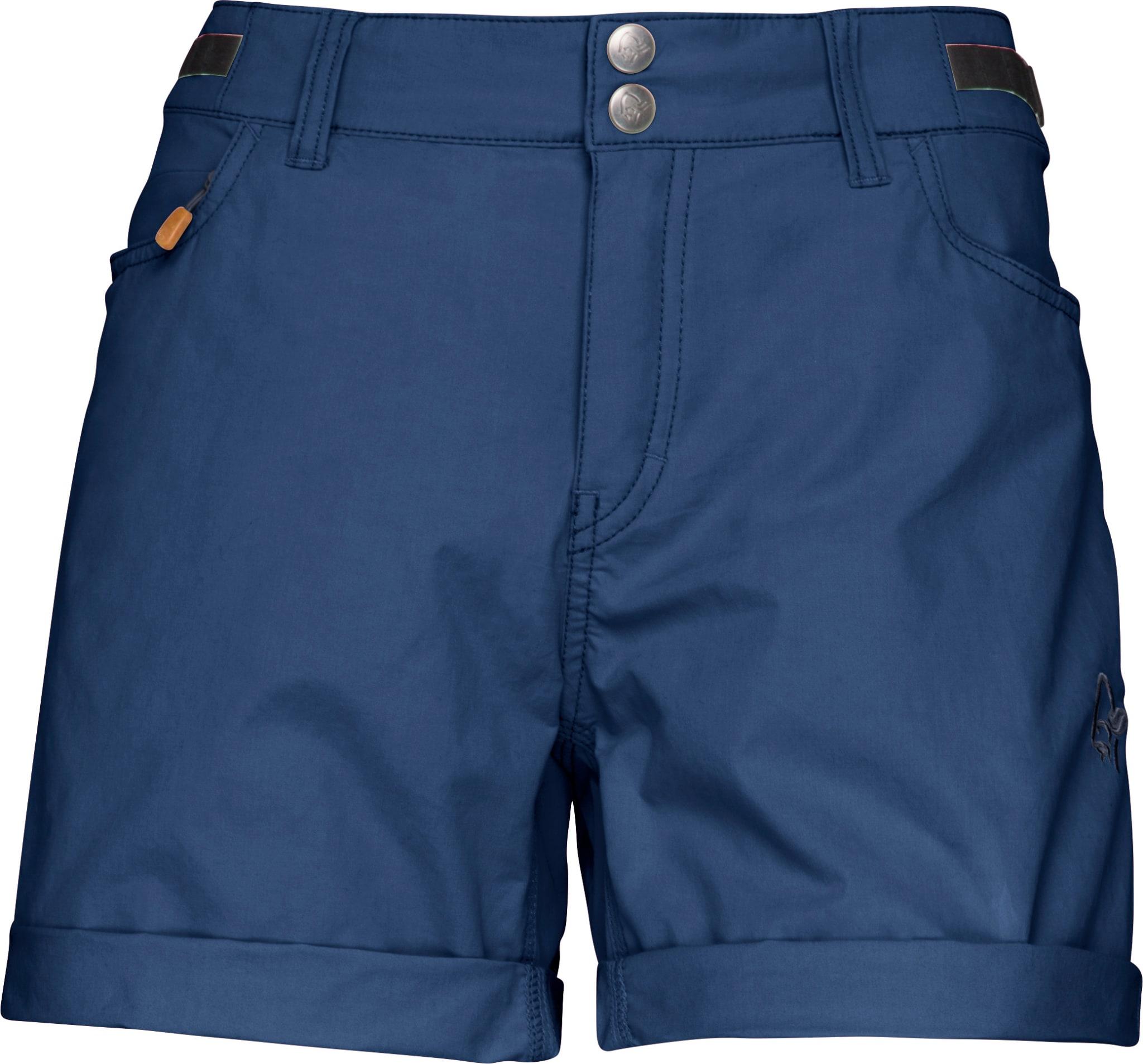 Svalbard Light Cotton Shorts W