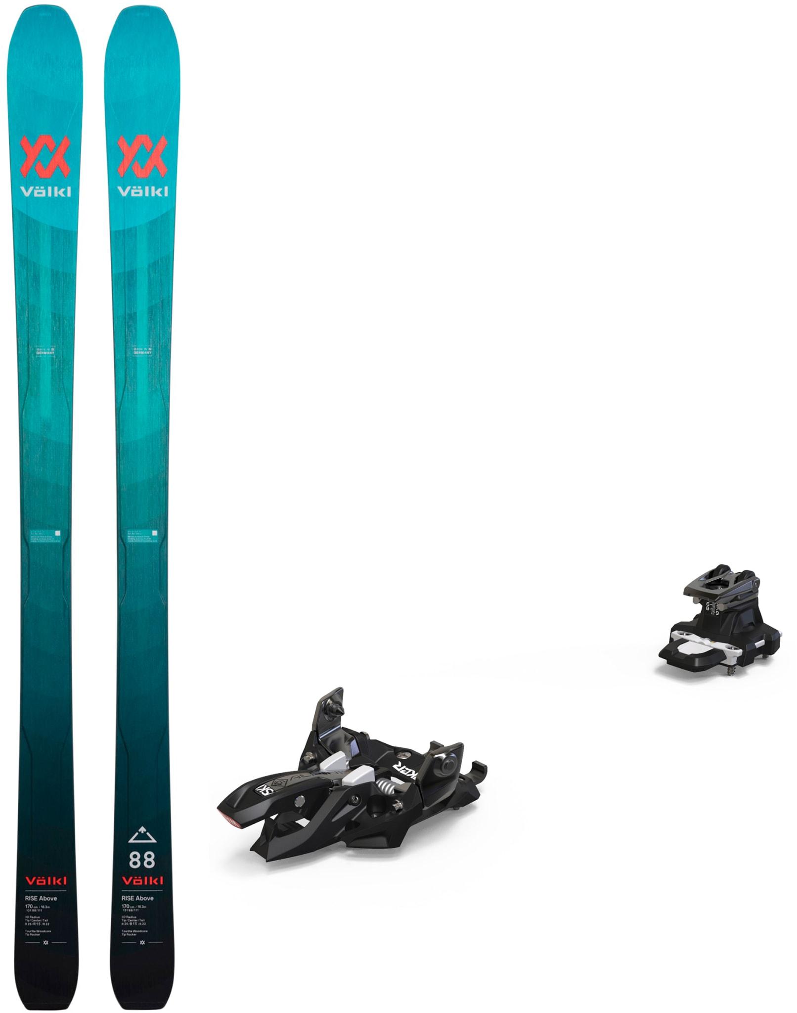 Rise Above 88 med Marker Alpinist 9