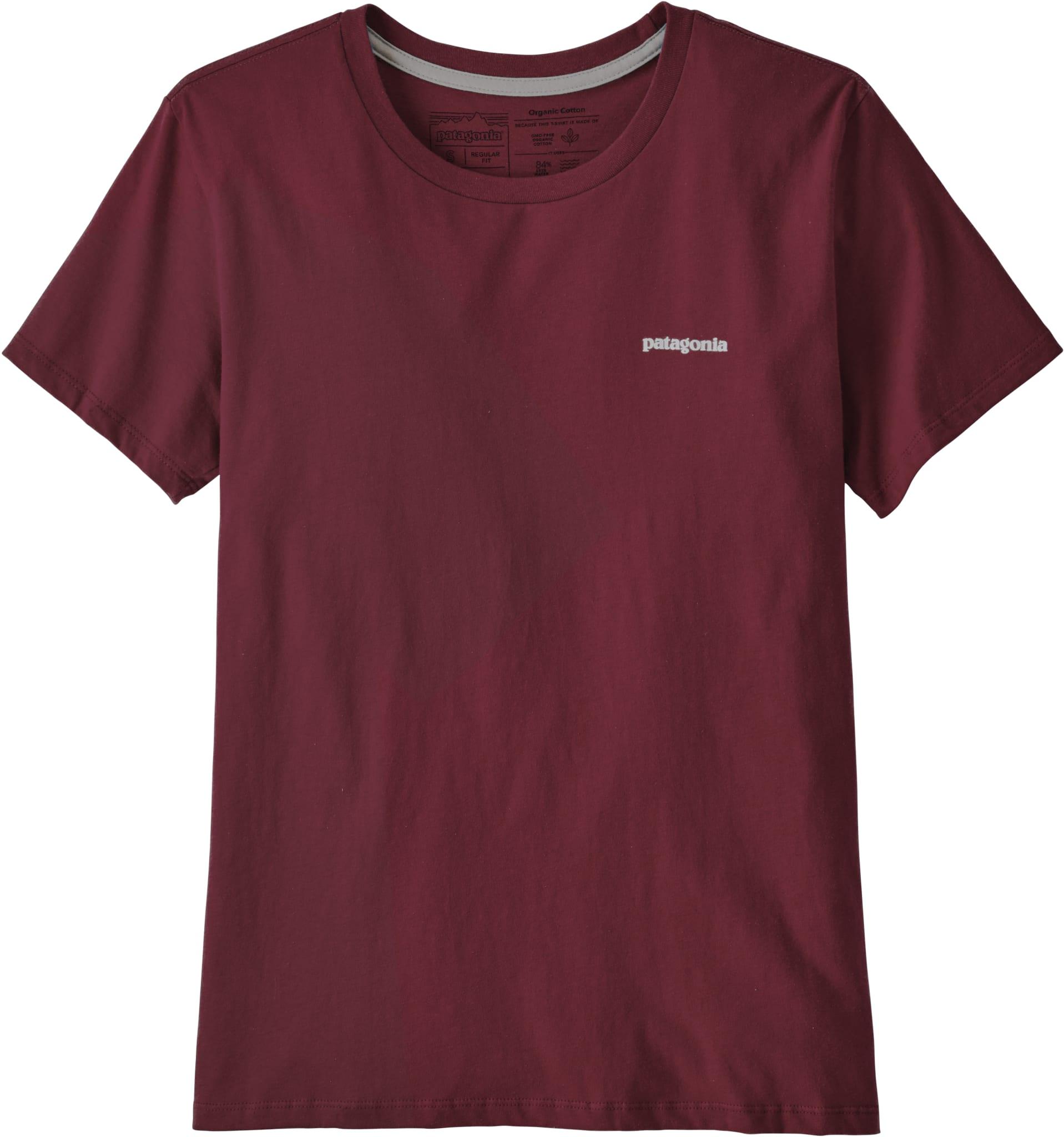 P-6 Logo Organic Crew T-Shirt W