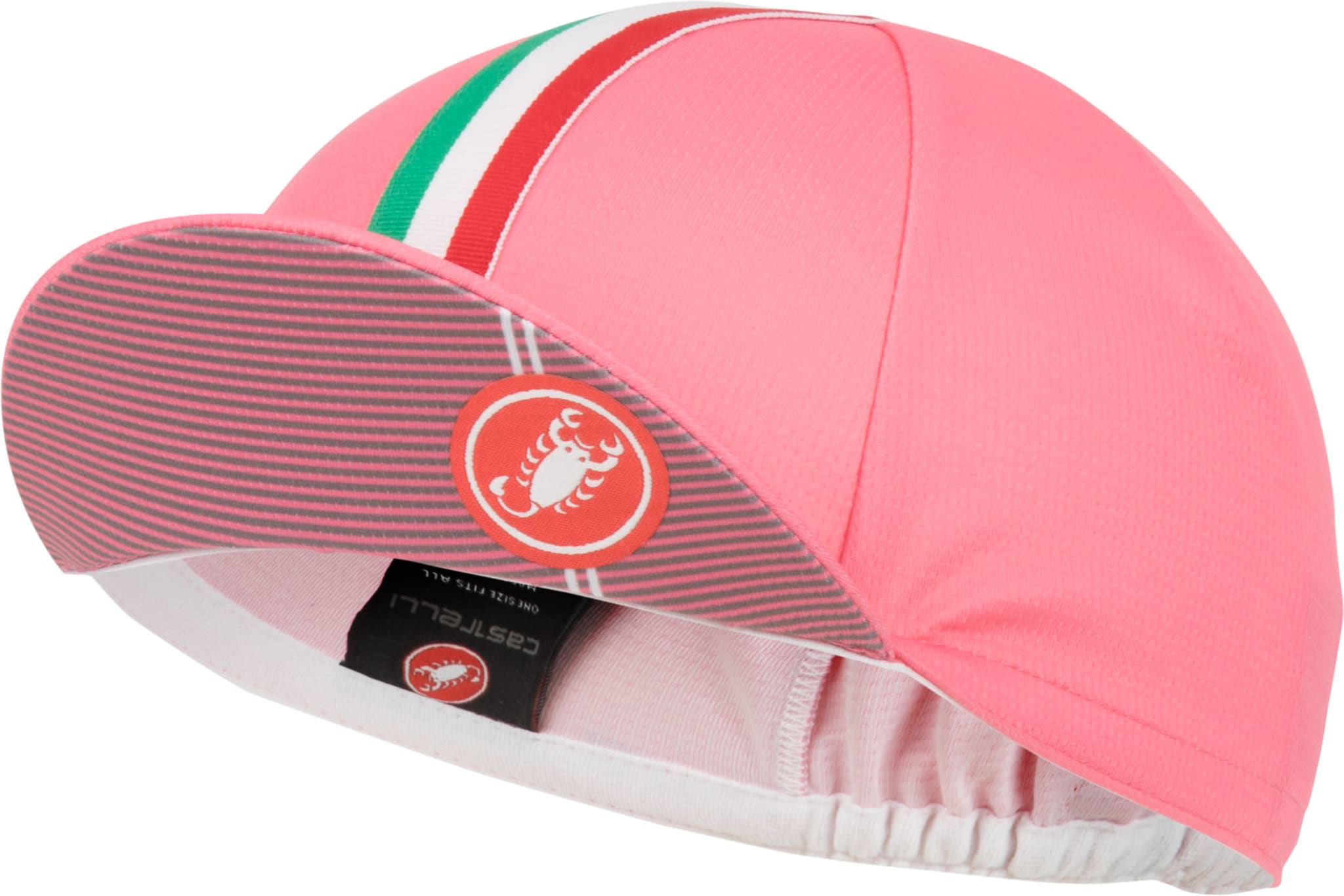 Rosso Corsa Cycling Cap