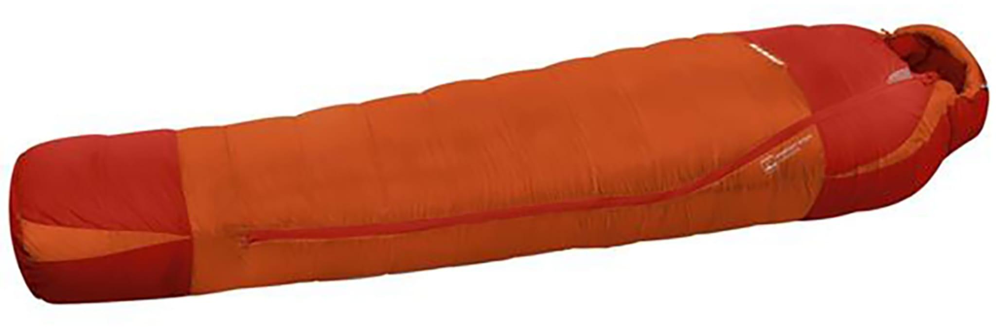 God og varm lettvekts-dunpose for vår, sommer og høst!