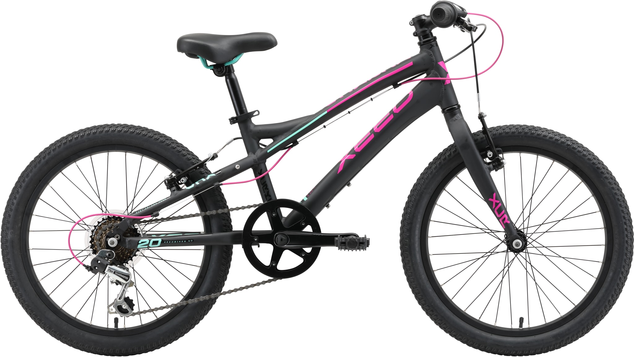 "XC R Jr Lite 20"" Mix"