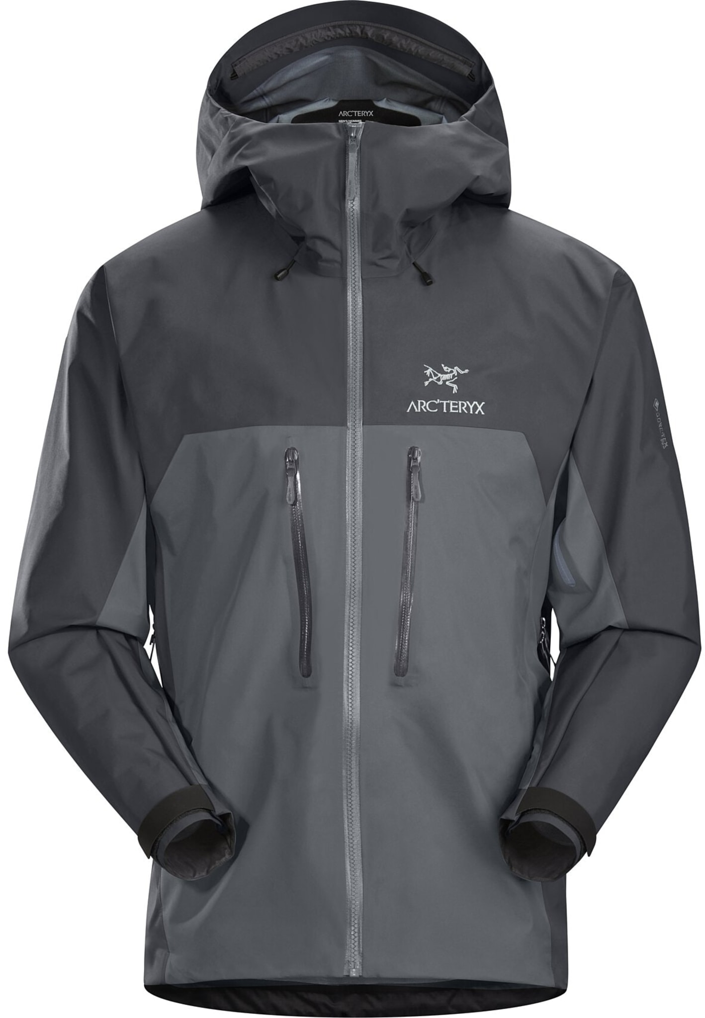 Allsidig GORE-TEX PRO-jakke med klatre- og alpinfokuserte funksjoner