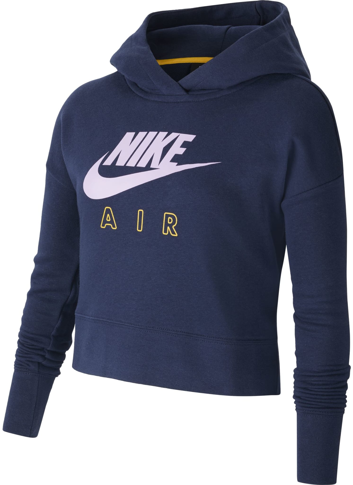 Air Cropped Hoodie Girls'