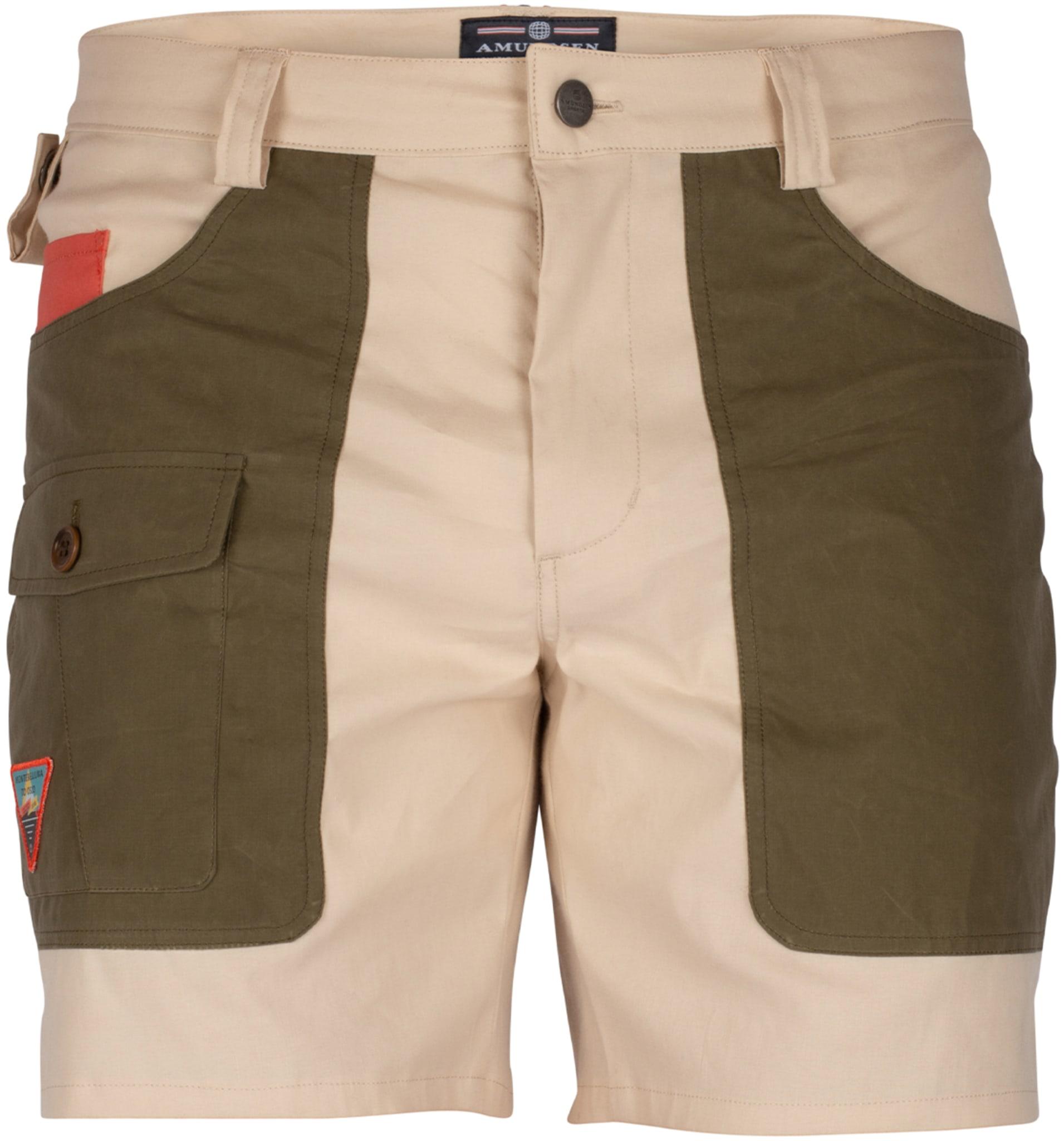 Safari Shorts Mens