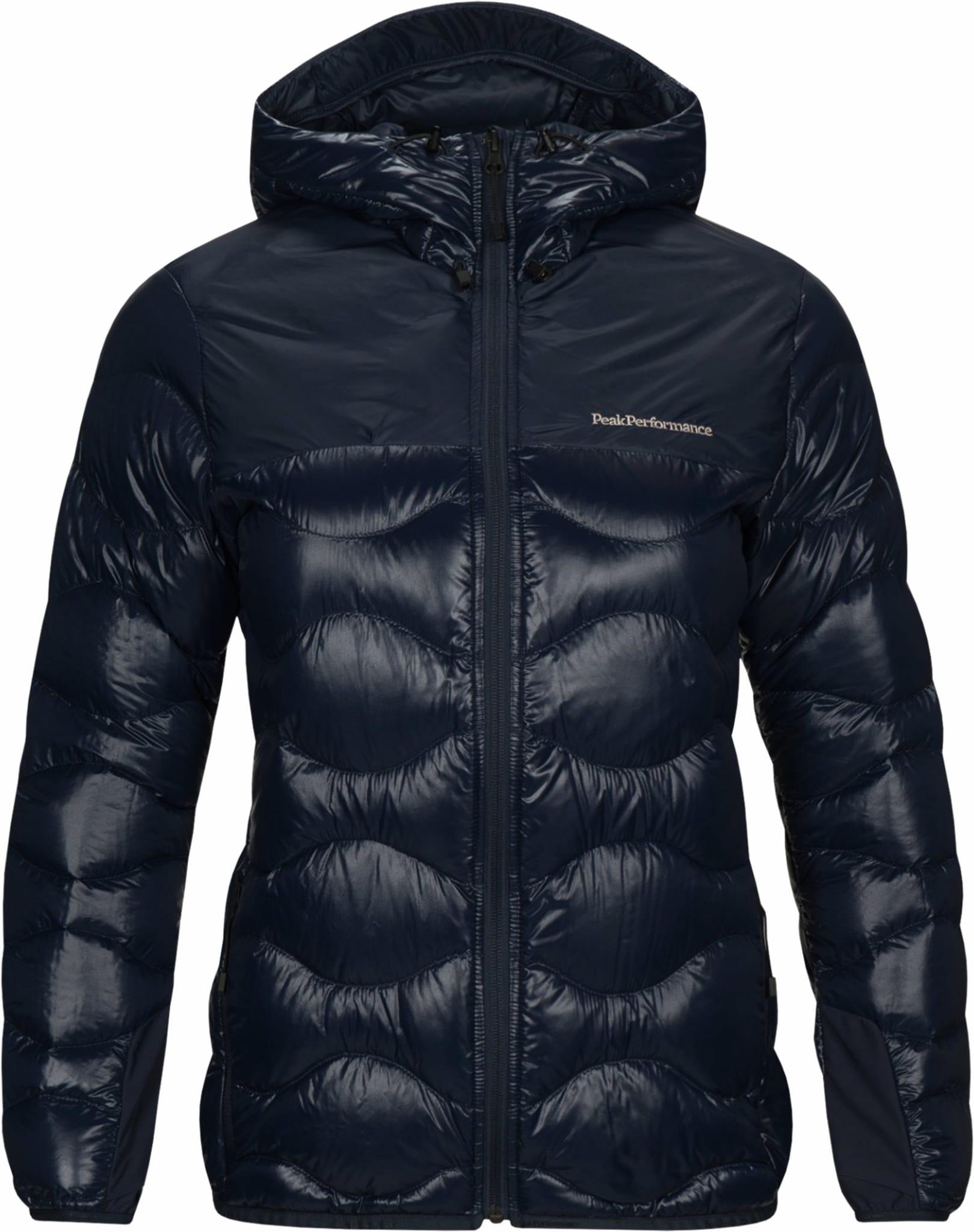 Helium Glacier Hood Jacket W