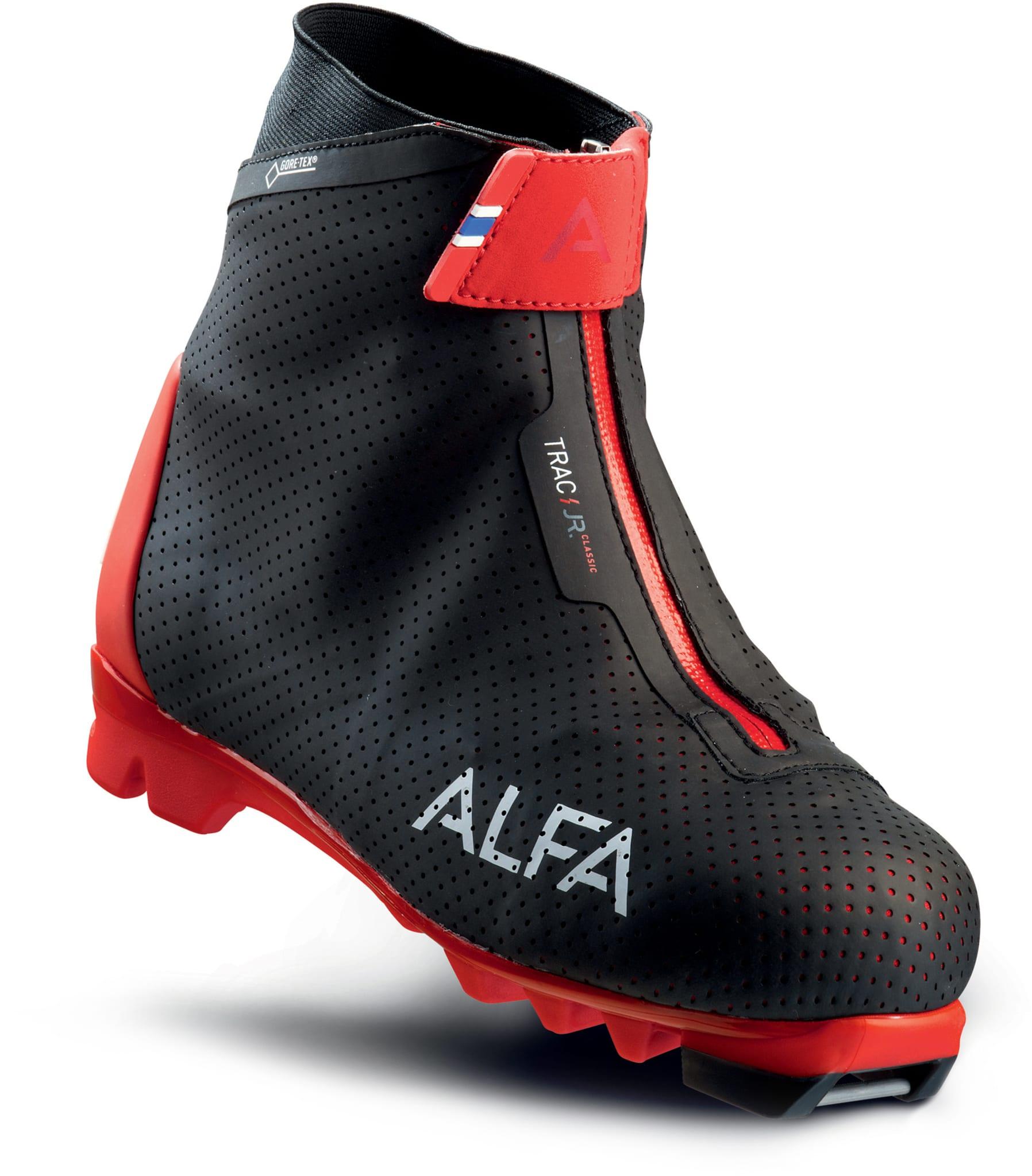 En varm og komfortabel støvel utviklet for både lek og alvor i skisporet