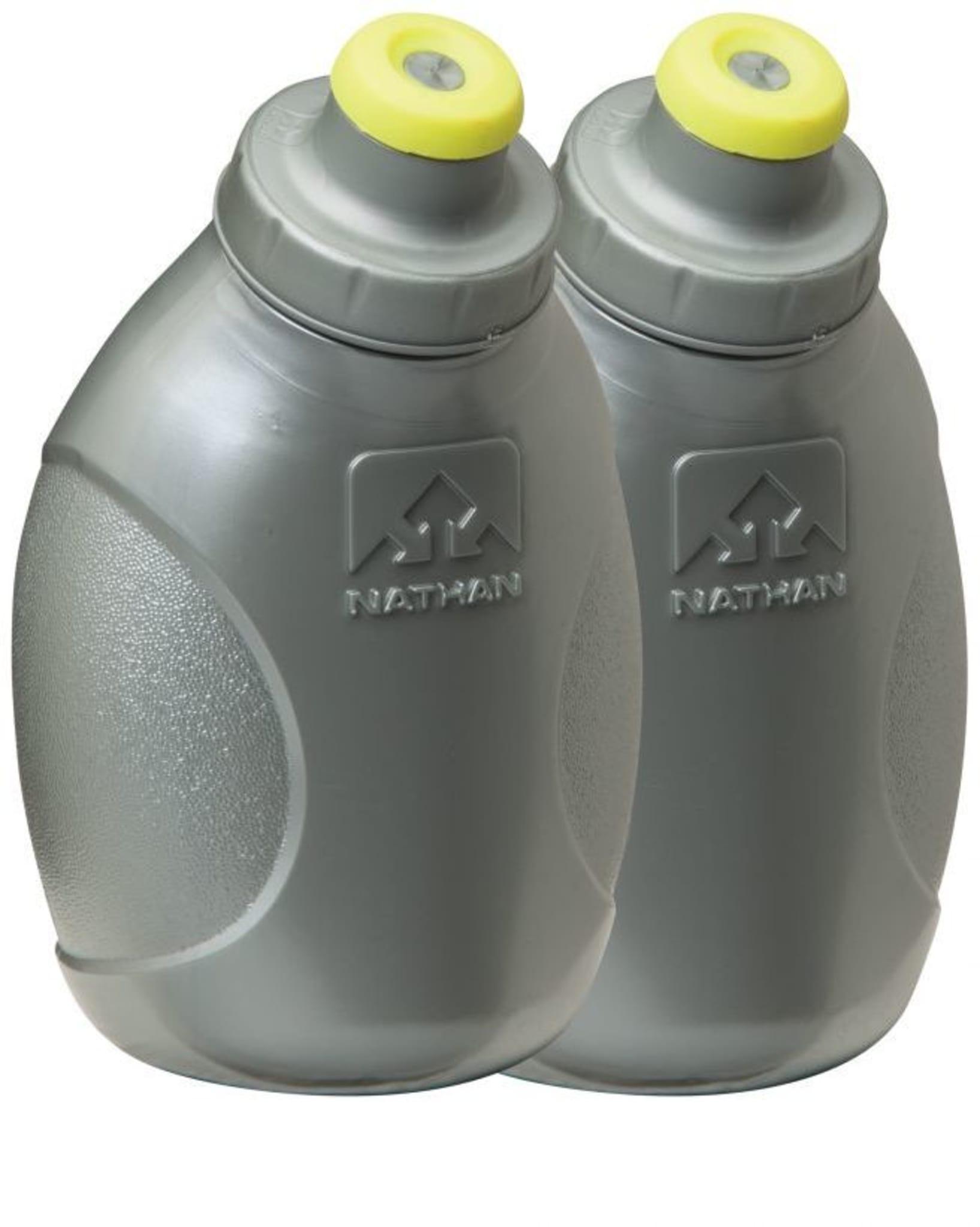 To flasker til Nathan-belter