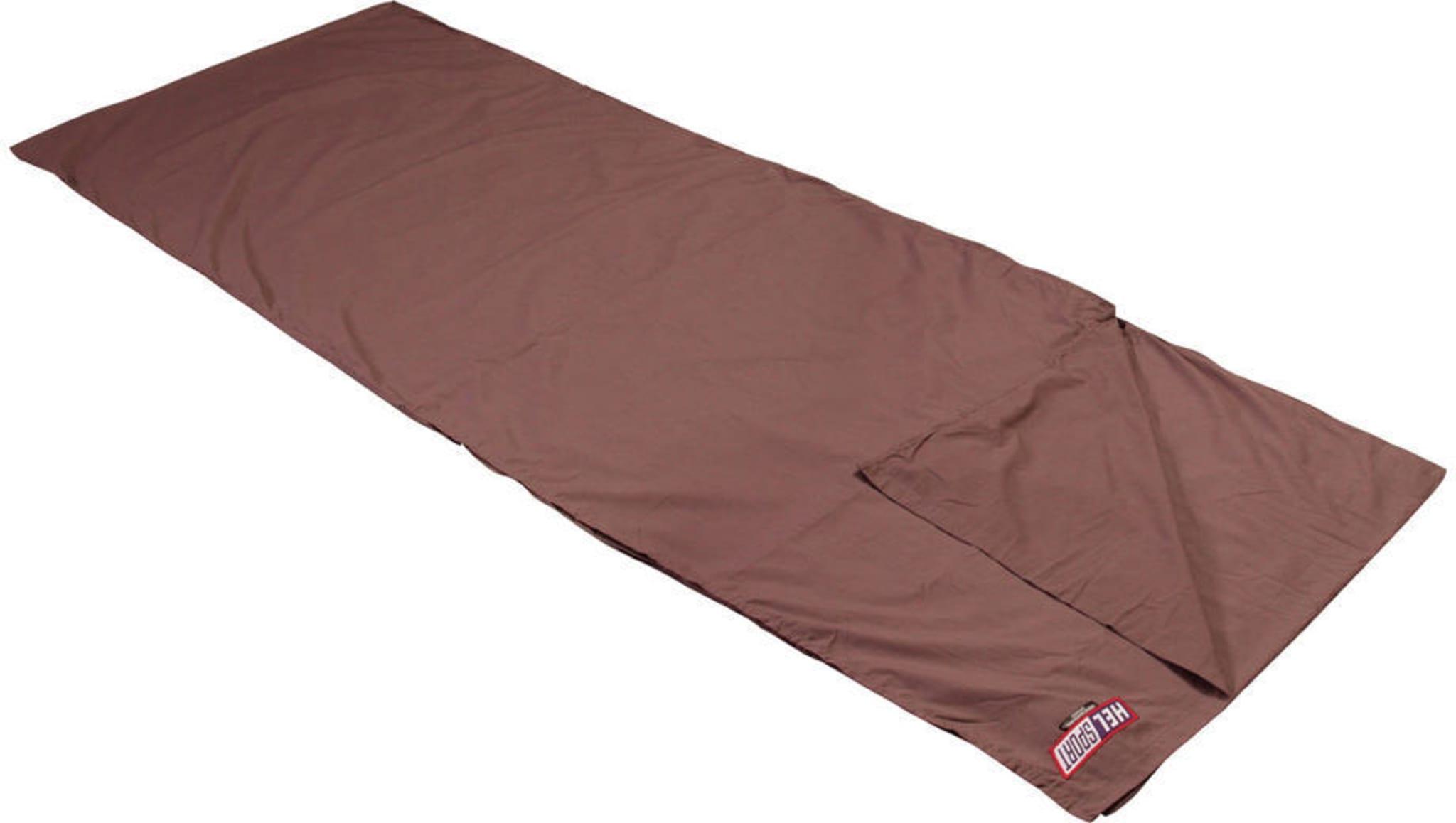 Øker komforttemraturen i soveposen med ca. 4°C.