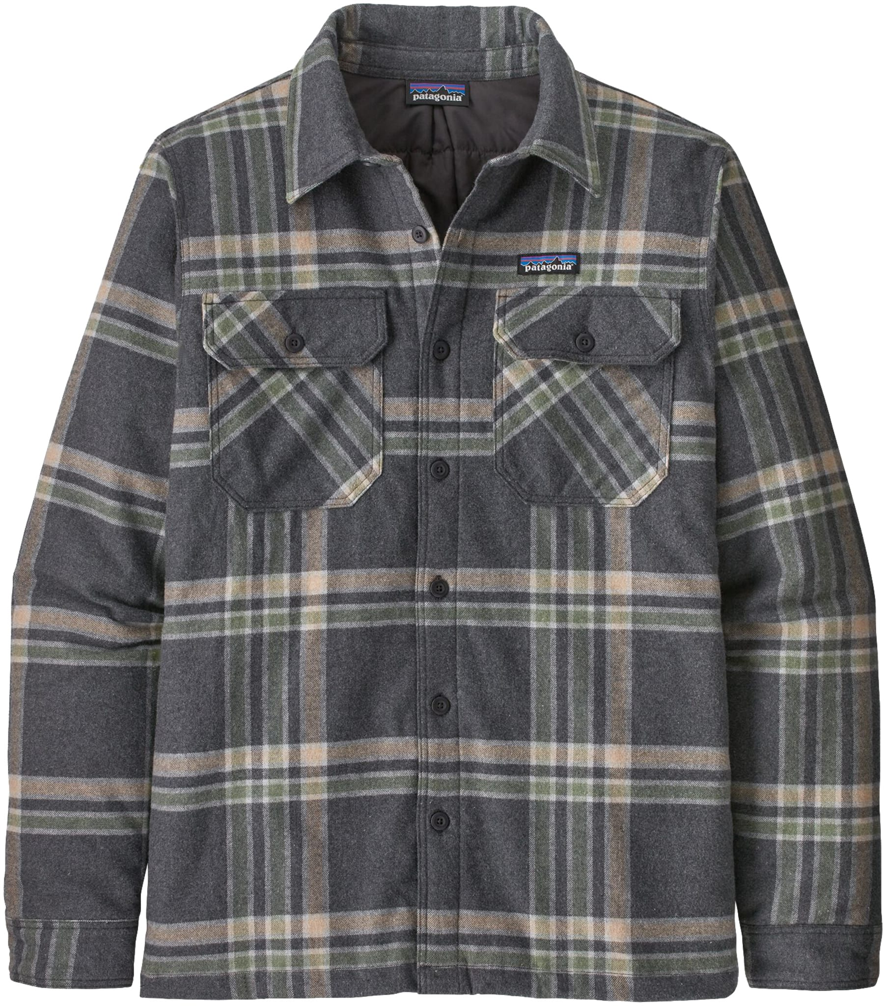 Insulated Organic Cotton Midweight Fjord Flannel Shirt M