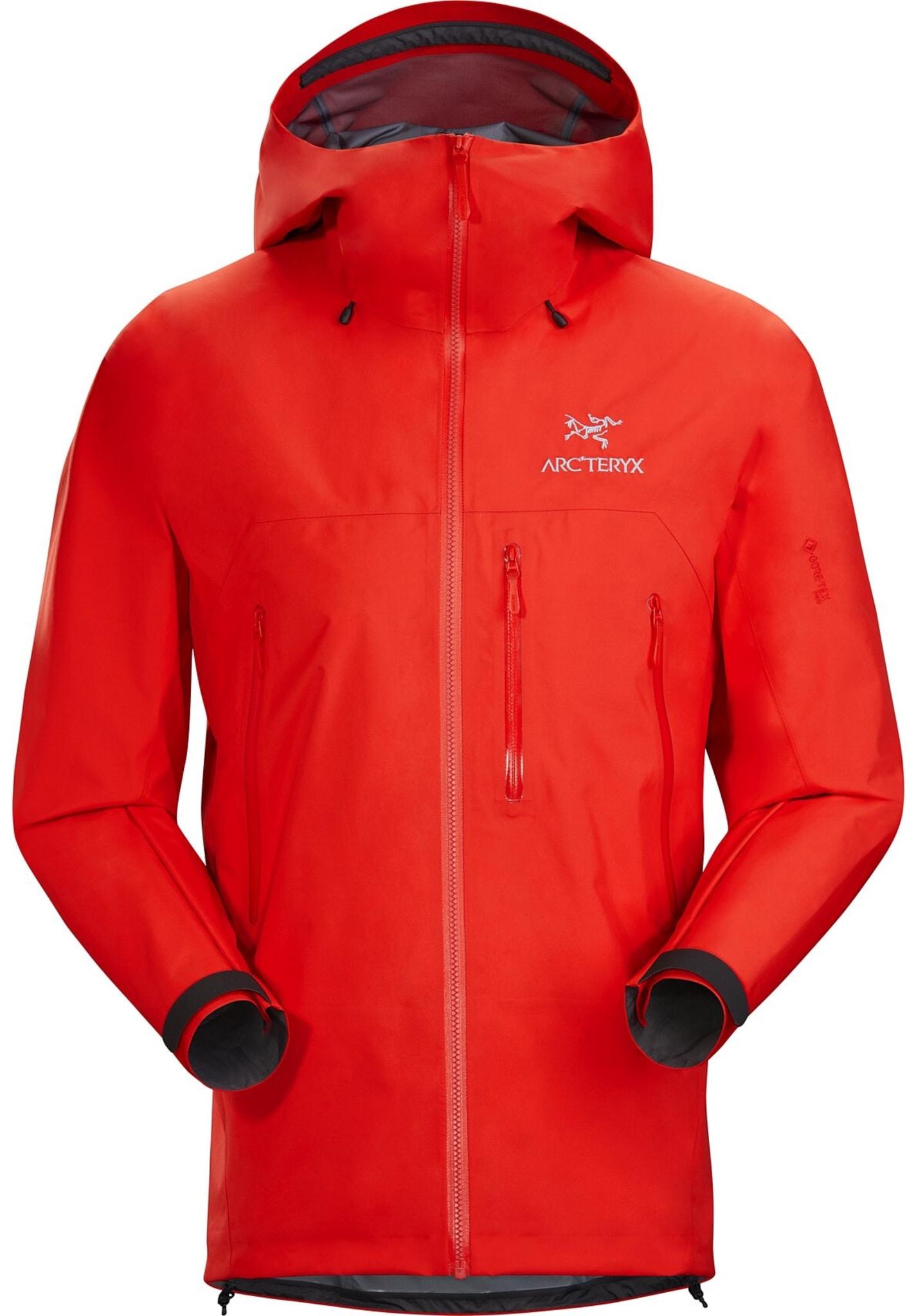 Meget allsidig GORE-TEX PRO-jakke for svært krevende høyfjellsforhold