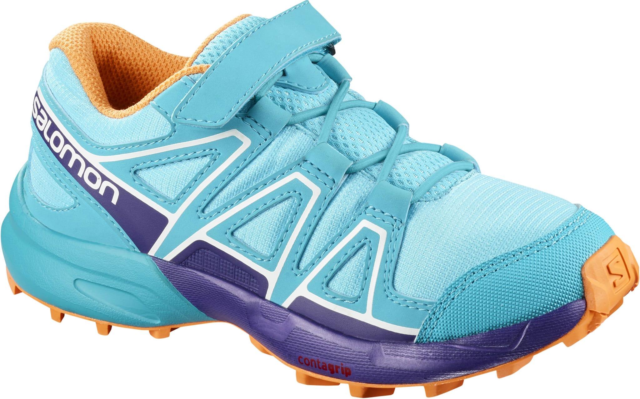 Komfortabel sko til barn med god passform og godt grep