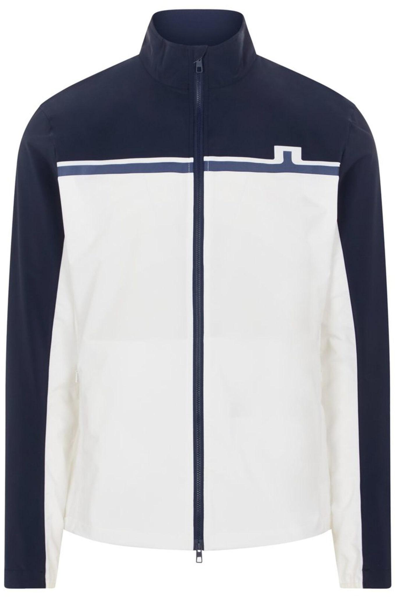 Blocked Logo Lux Softshell Jacket