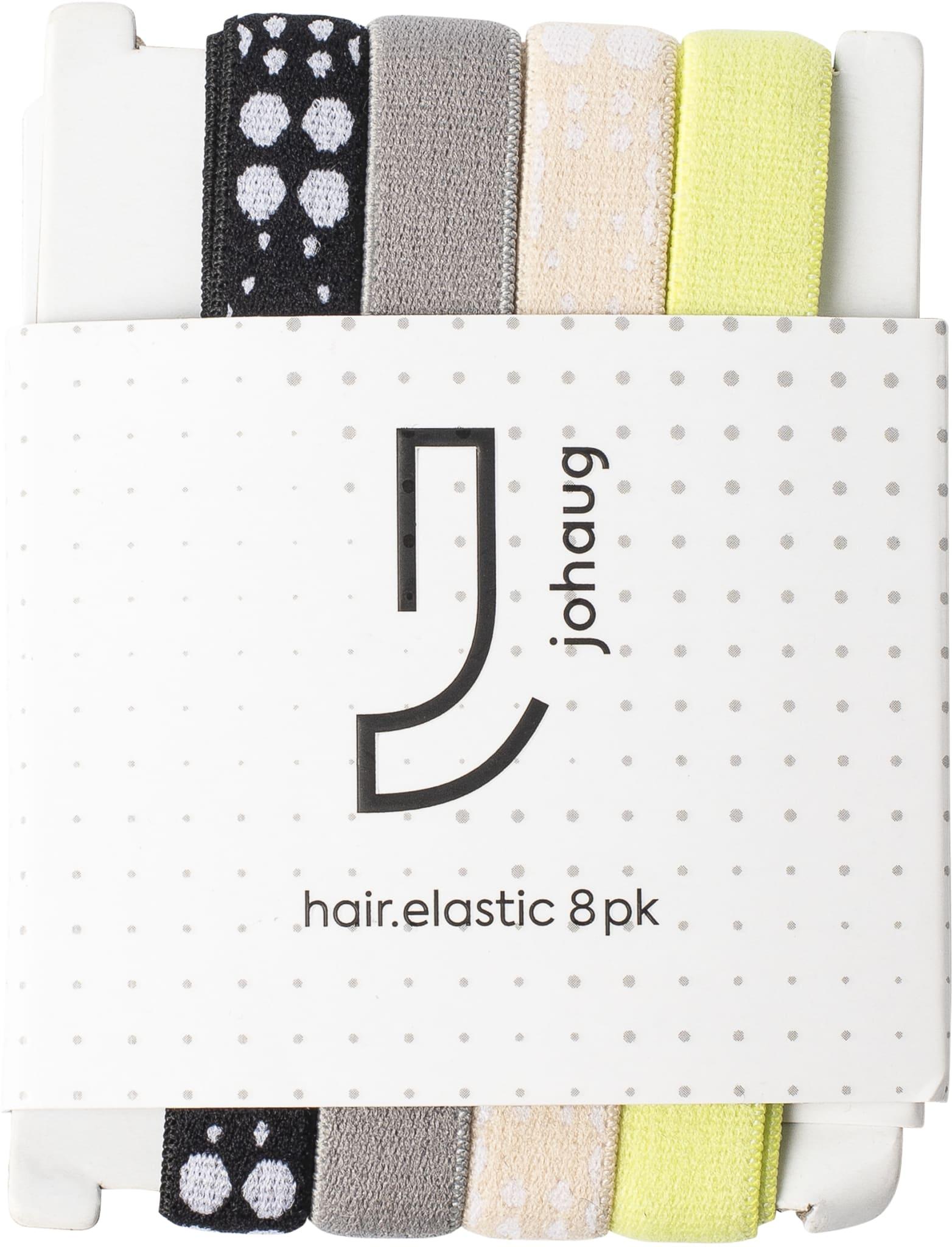 Hair Elastic 8pk