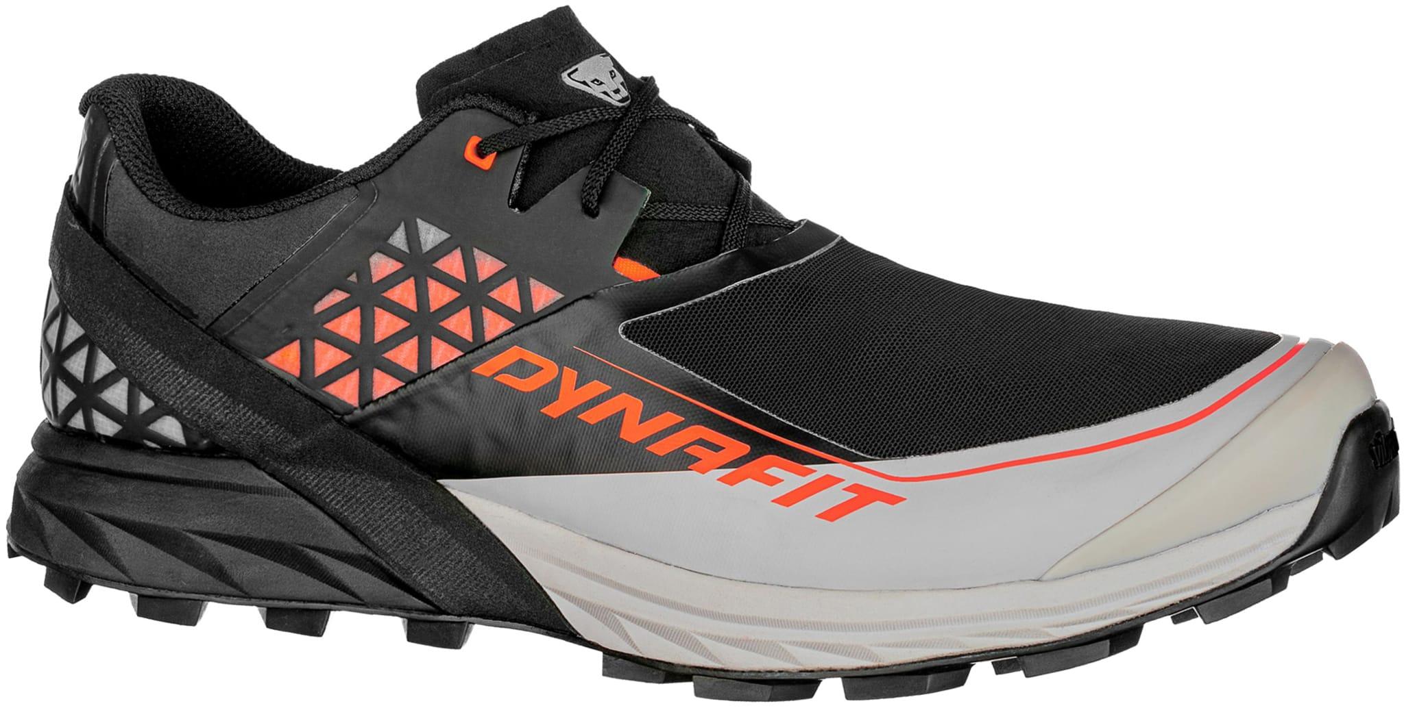 Race-sko designet for løp i teknisk og utfordrende terreng