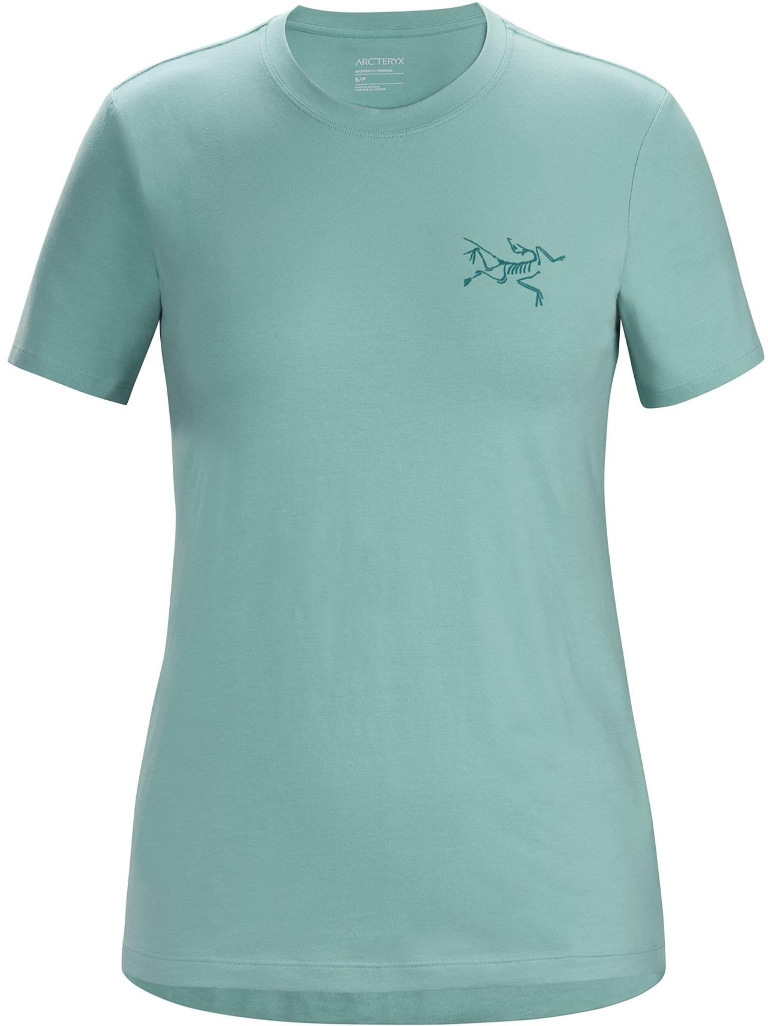 T-skjorte laget av økologisk dyrket bomull